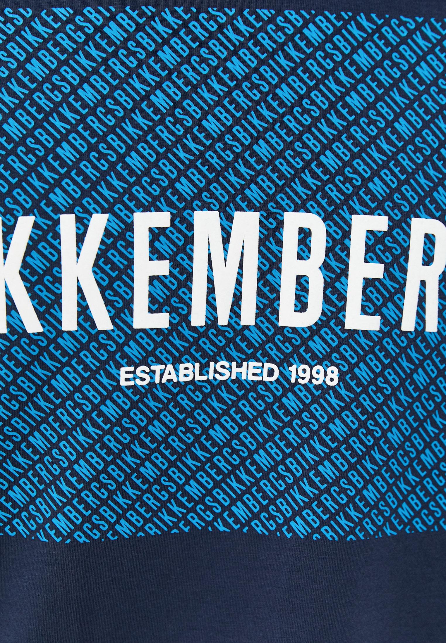 Мужская футболка Bikkembergs (Биккембергс) C 7 021 9T E 1823: изображение 5