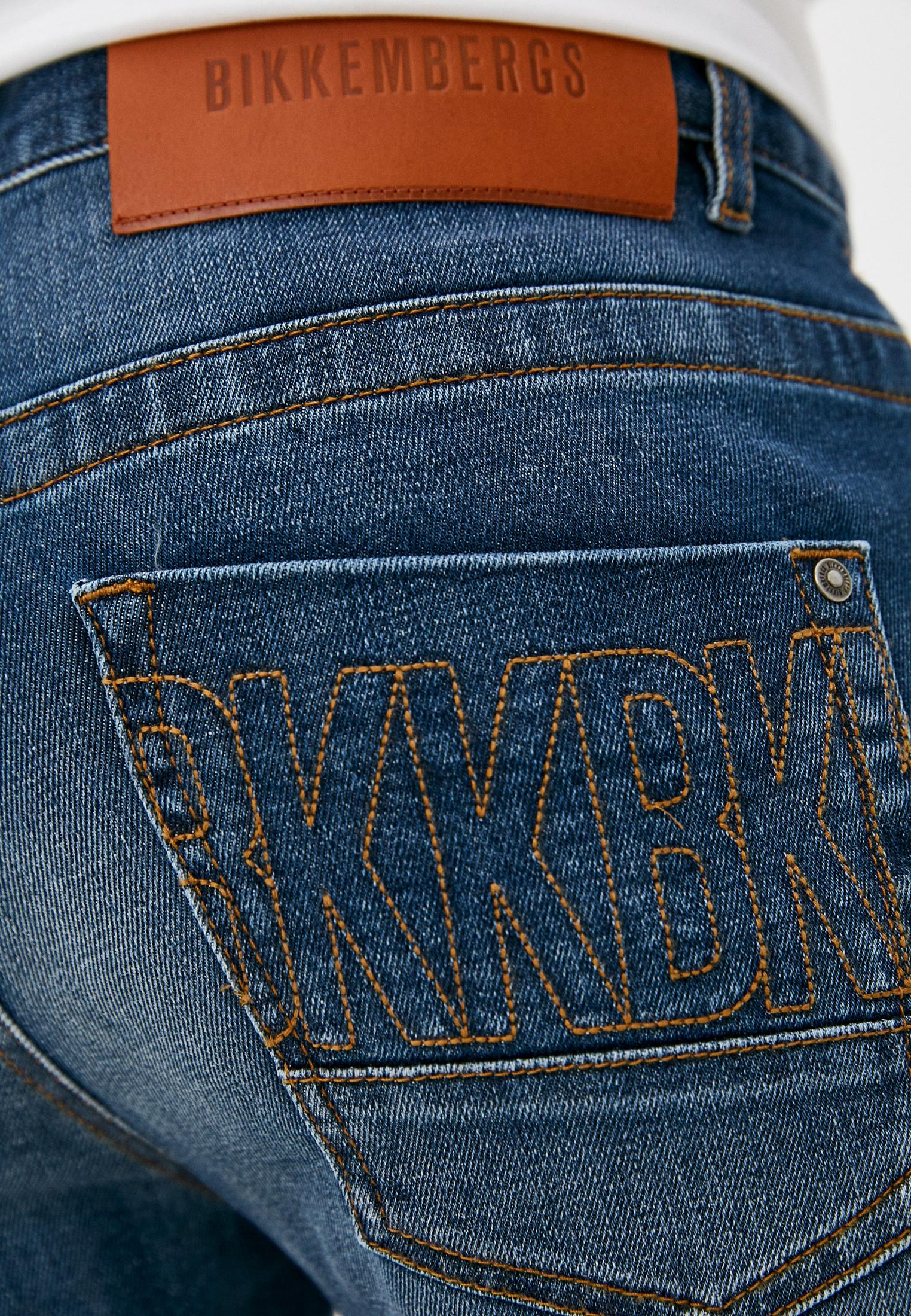 Мужские прямые джинсы Bikkembergs (Биккембергс) C Q 101 17 S 3393: изображение 5