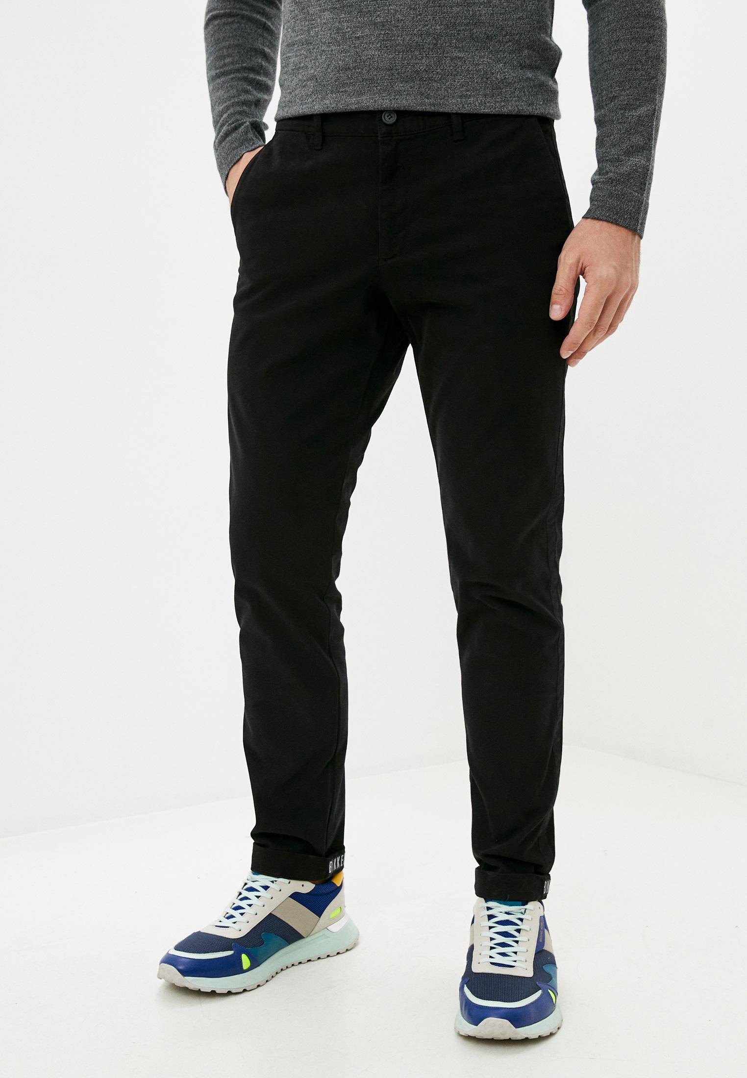 Мужские повседневные брюки Bikkembergs (Биккембергс) C P 001 04 S 3472