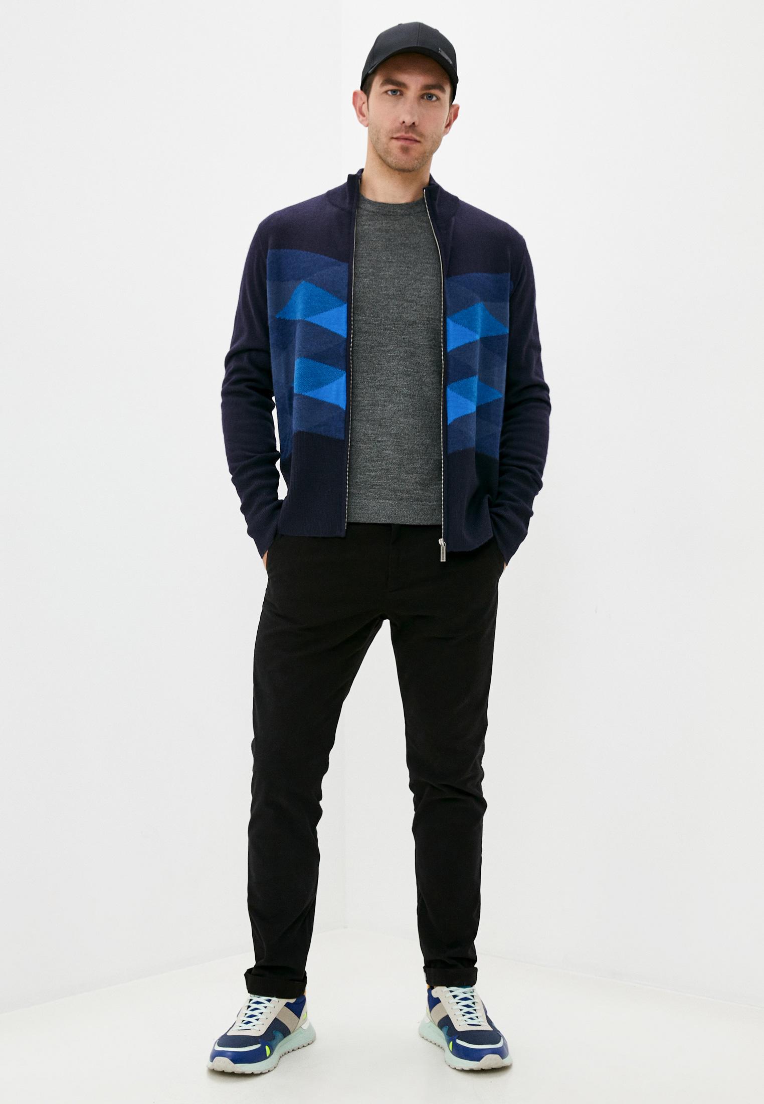 Мужские повседневные брюки Bikkembergs (Биккембергс) C P 001 04 S 3472: изображение 3