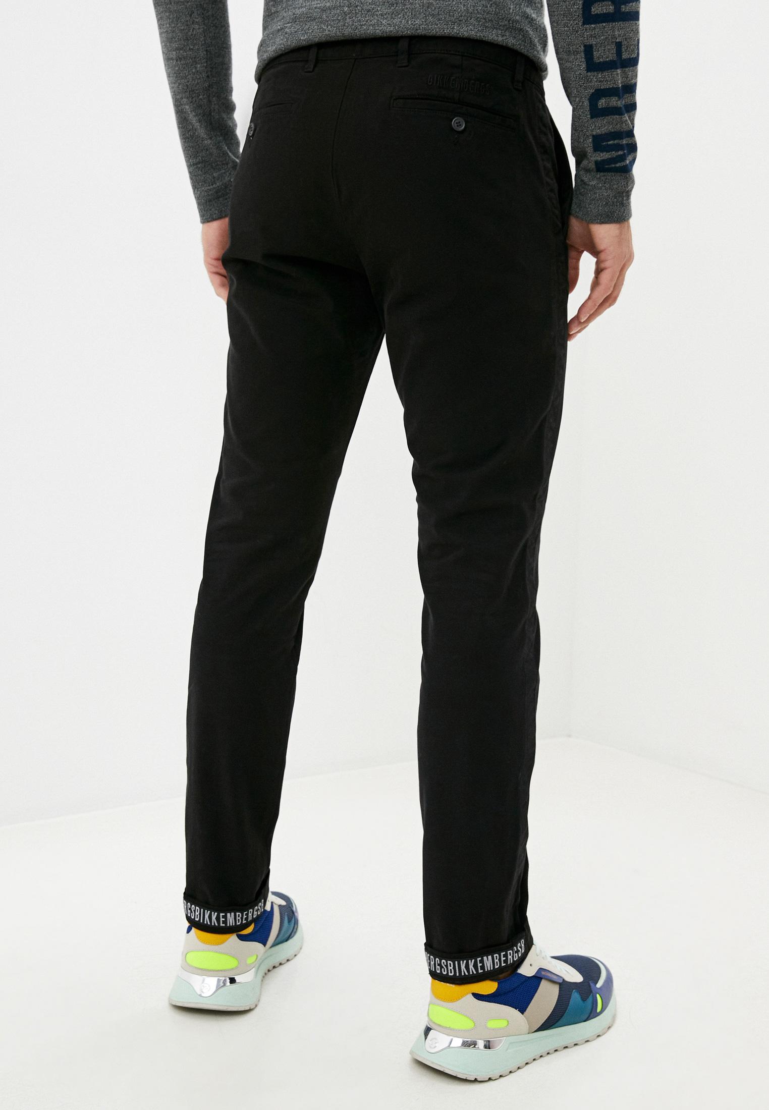 Мужские повседневные брюки Bikkembergs (Биккембергс) C P 001 04 S 3472: изображение 4