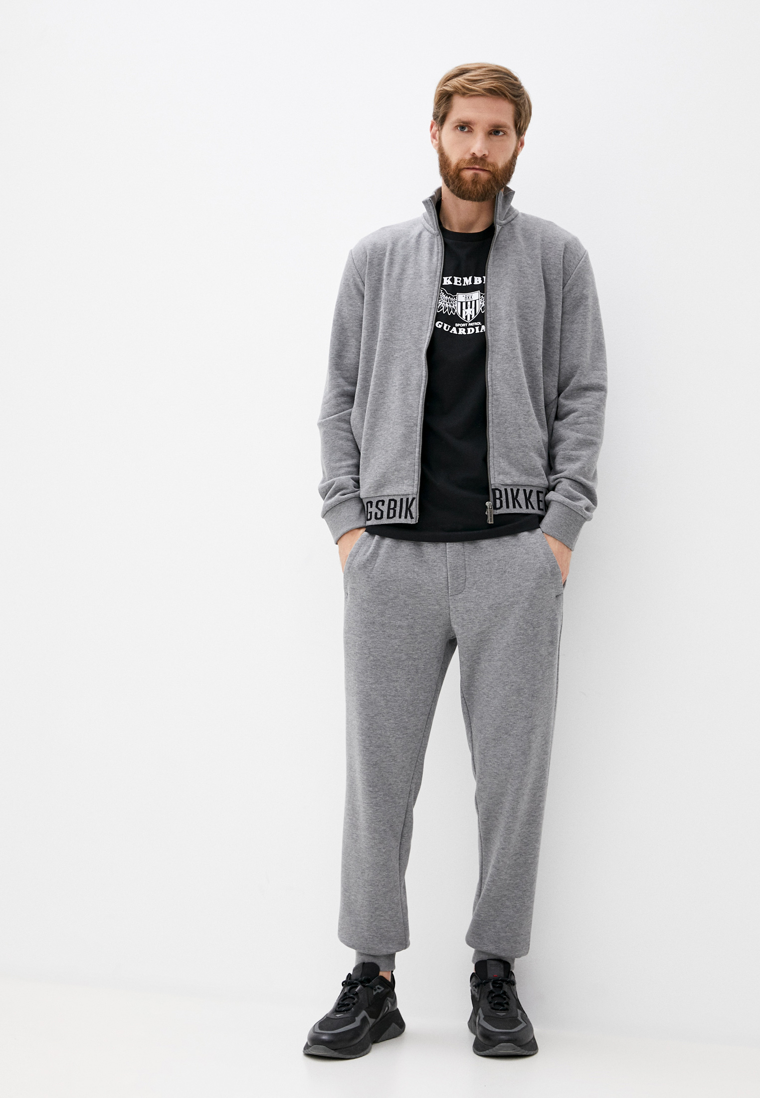 Мужские спортивные брюки Bikkembergs (Биккембергс) C 1 168 00 M 4271: изображение 3
