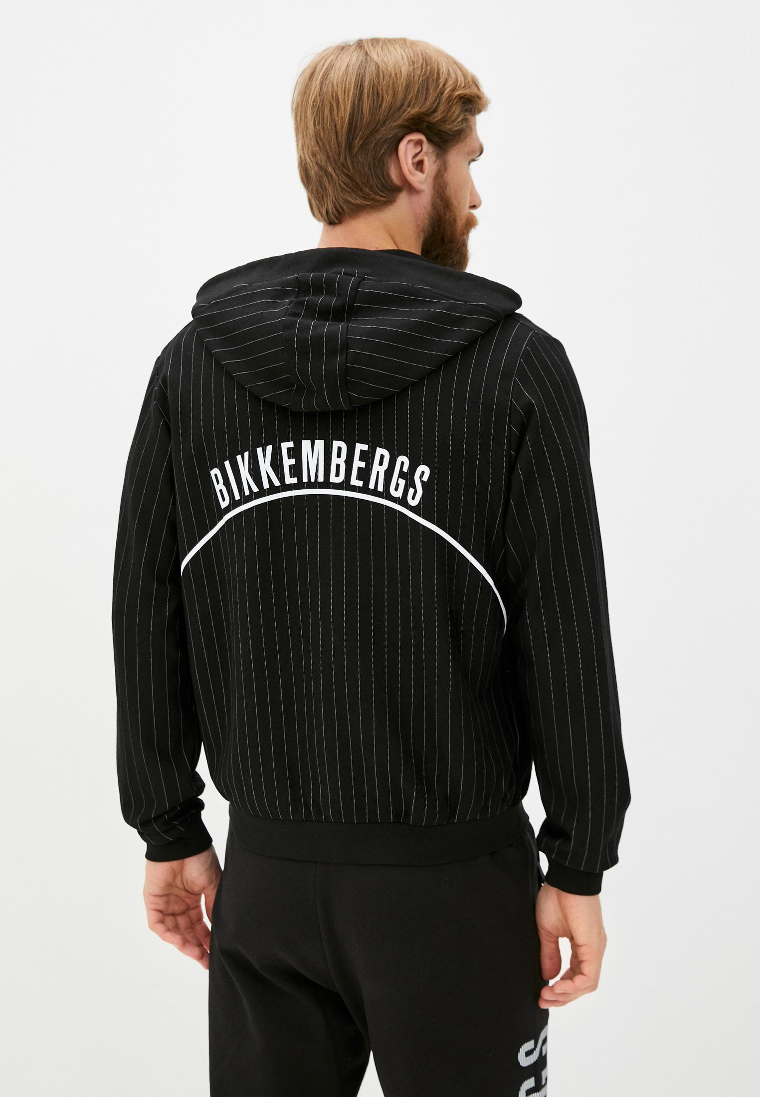 Мужская толстовка Bikkembergs (Биккембергс) c 6 189 7t e 2177: изображение 4