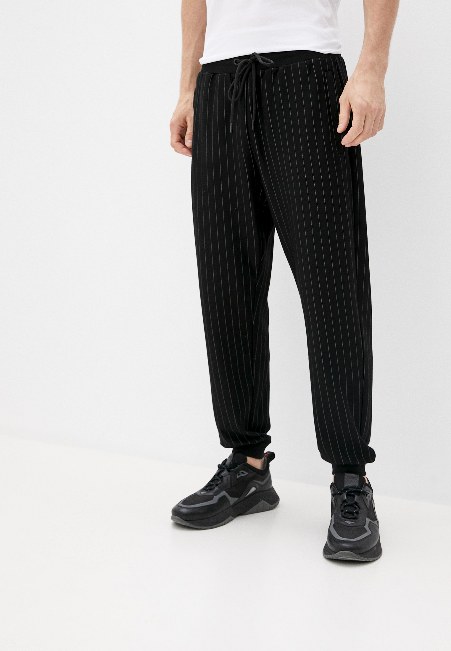 Мужские спортивные брюки Bikkembergs (Биккембергс) C 1 155 6T E 2177