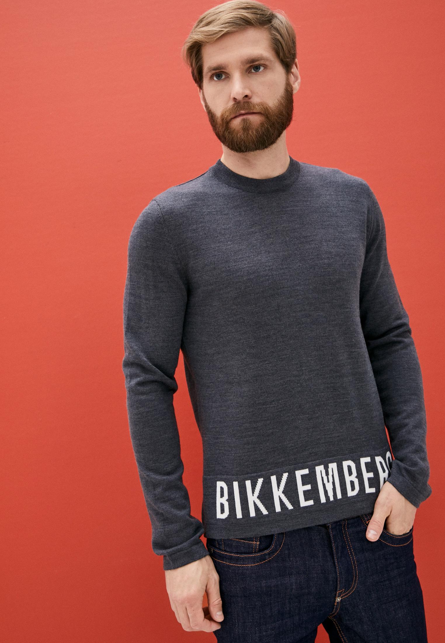 Джемпер Bikkembergs (Биккембергс) c s g83 10 x 1306: изображение 2