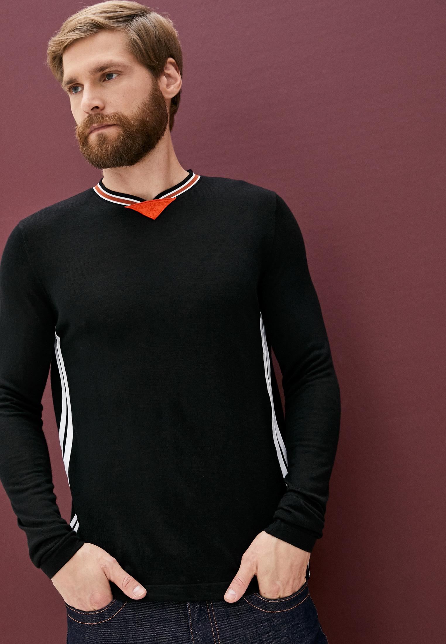 Пуловер Bikkembergs (Биккембергс) c s v21 10 x 1306: изображение 2