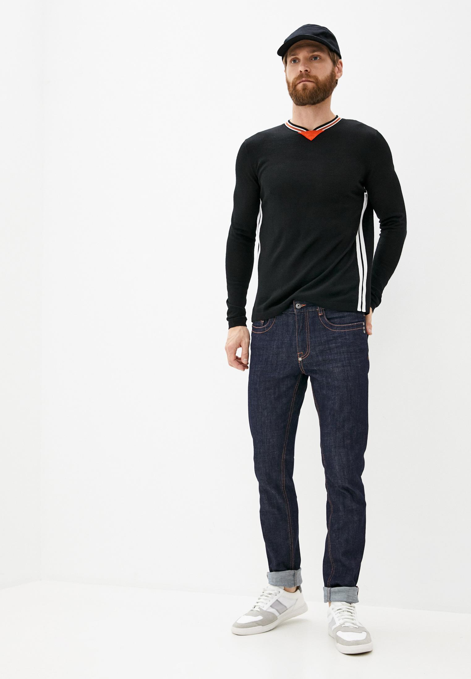 Пуловер Bikkembergs (Биккембергс) c s v21 10 x 1306: изображение 3