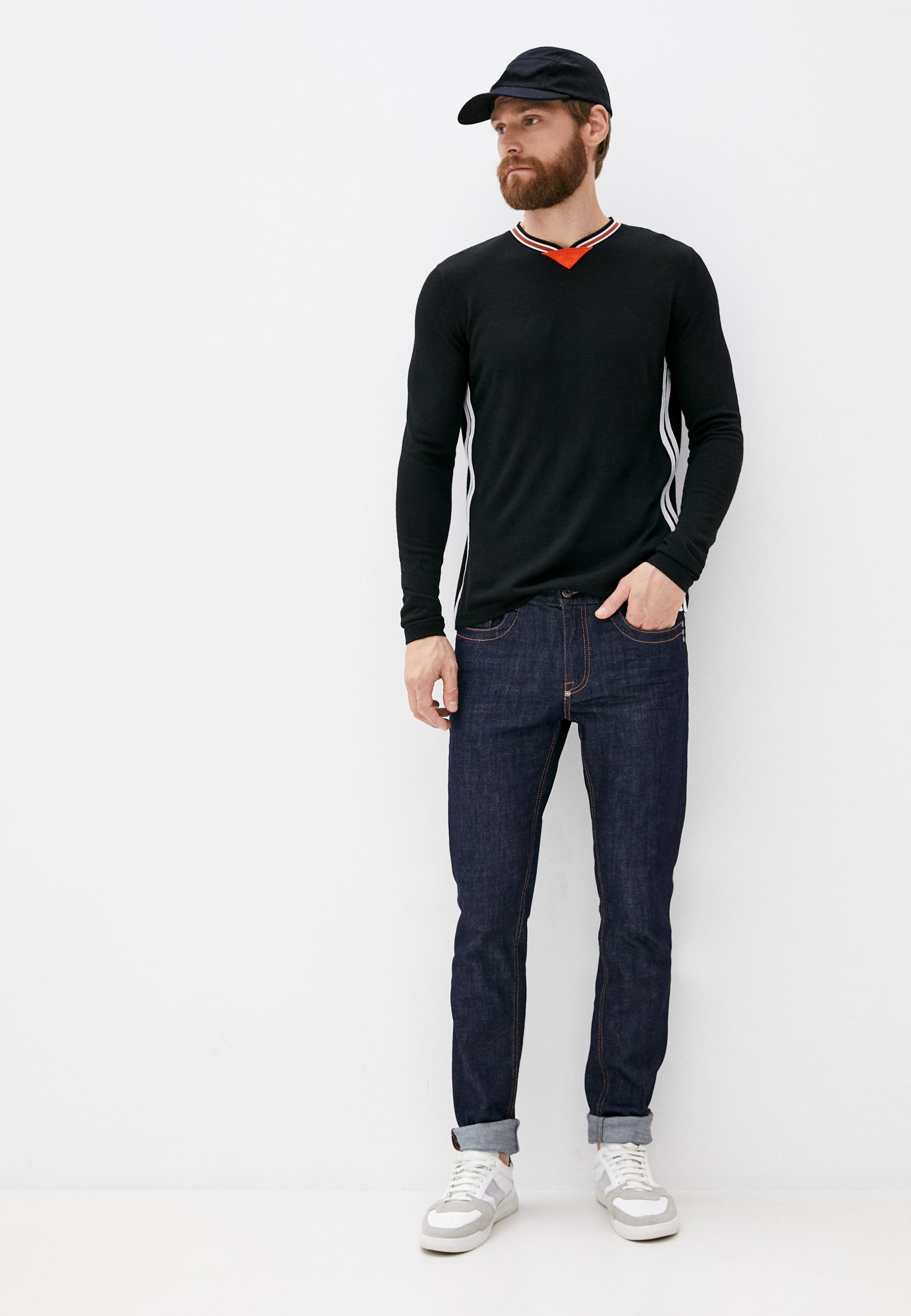 Зауженные джинсы Bikkembergs C Q 101 03 S 3393: изображение 3