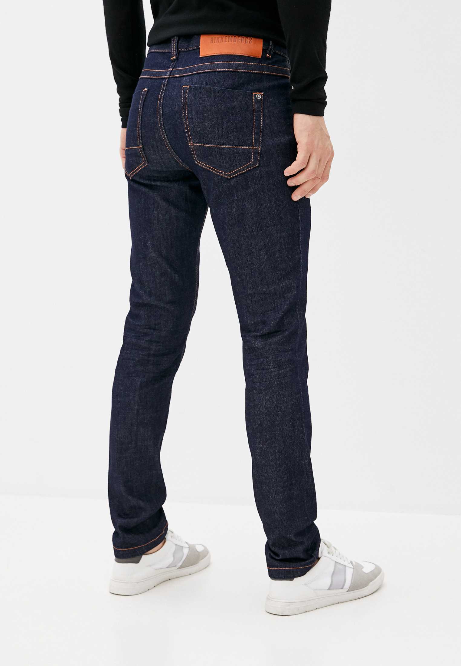 Зауженные джинсы Bikkembergs C Q 101 03 S 3393: изображение 4