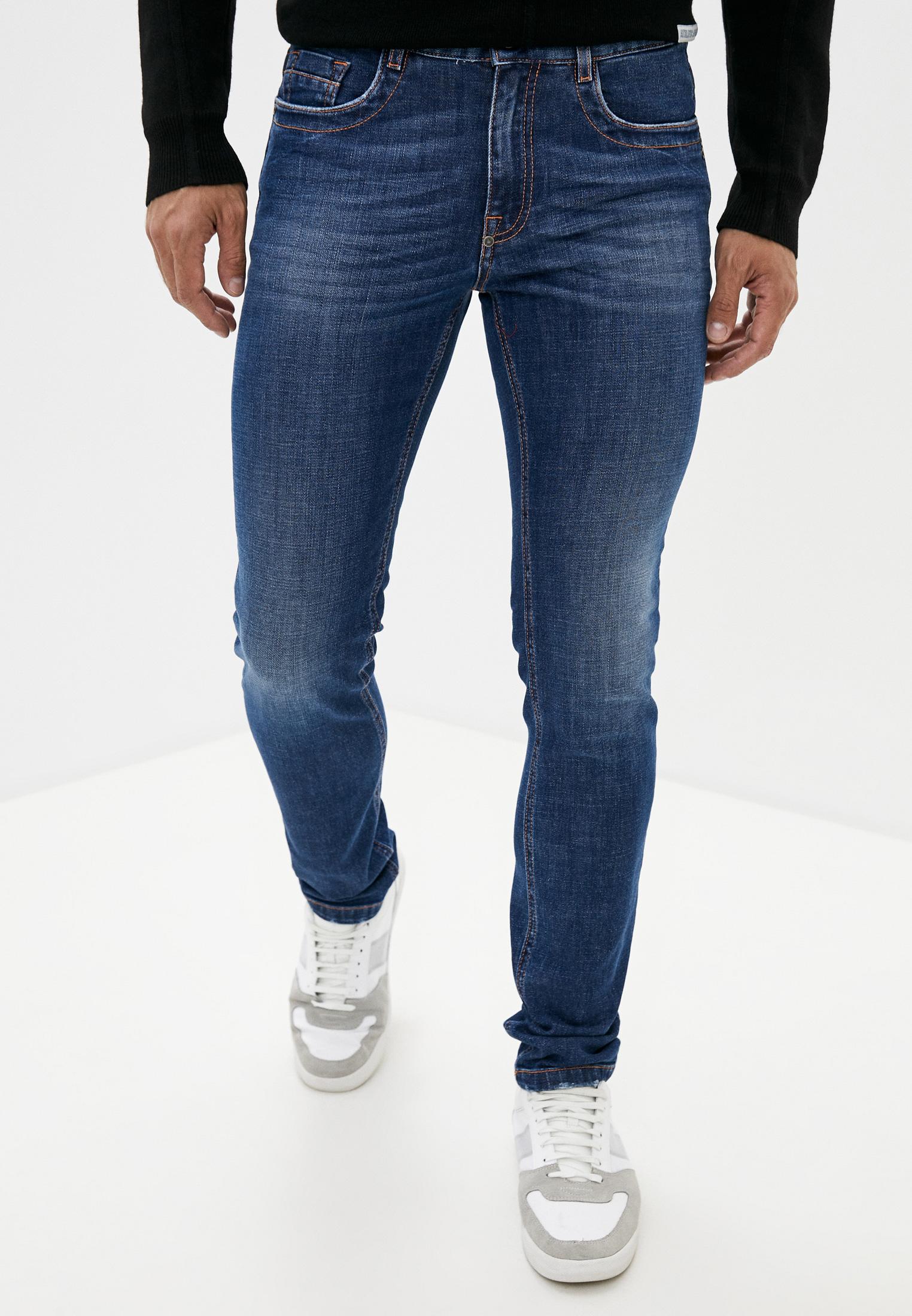 Мужские зауженные джинсы Bikkembergs (Биккембергс) C Q 101 05 S 3393: изображение 1