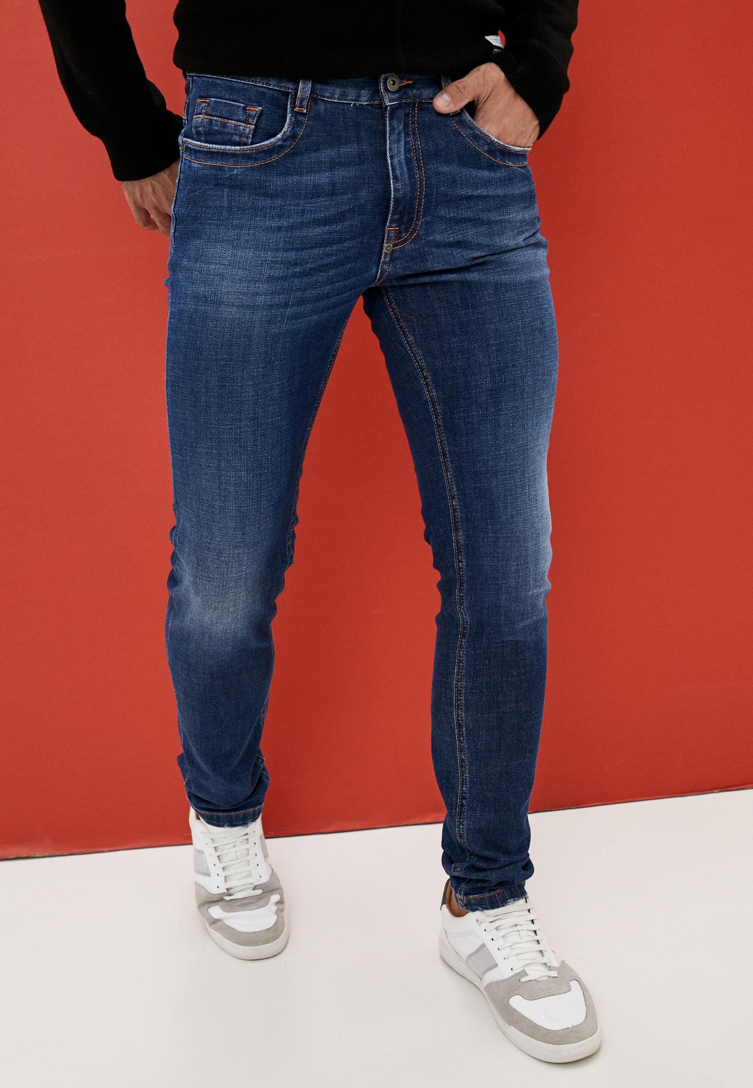 Мужские зауженные джинсы Bikkembergs (Биккембергс) C Q 101 05 S 3393: изображение 2