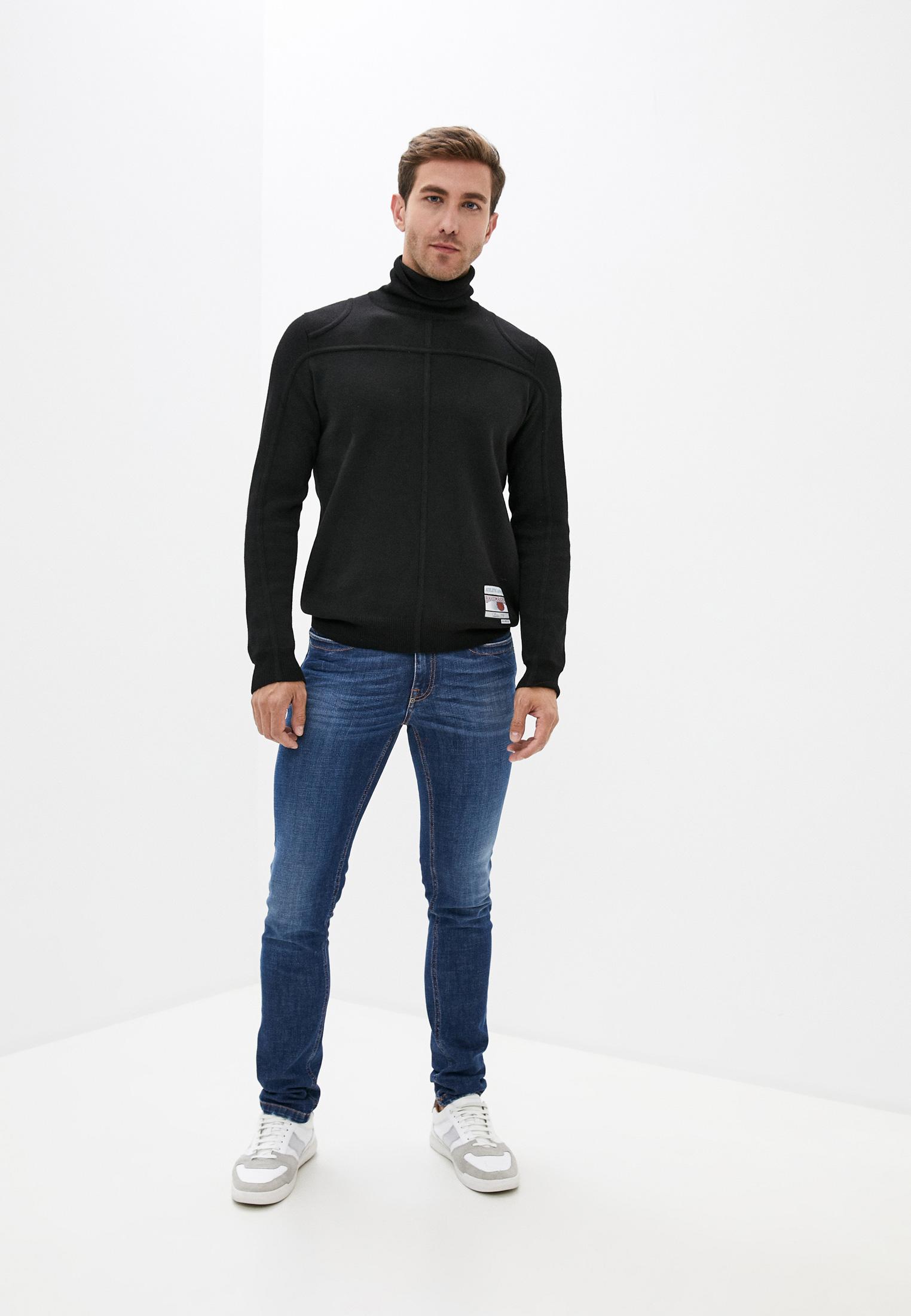 Мужские зауженные джинсы Bikkembergs (Биккембергс) C Q 101 05 S 3393: изображение 3