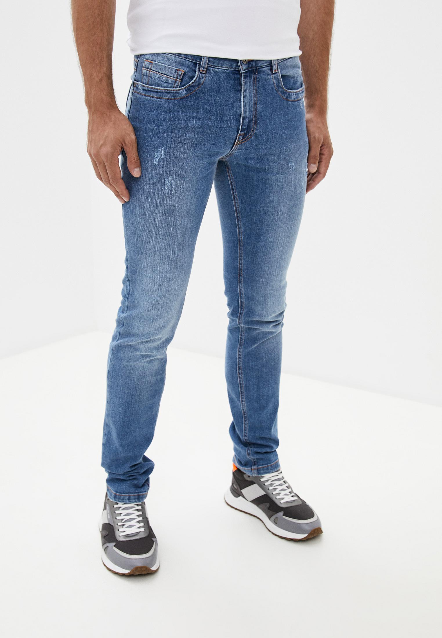 Зауженные джинсы Bikkembergs C Q 101 03 S 3393: изображение 6