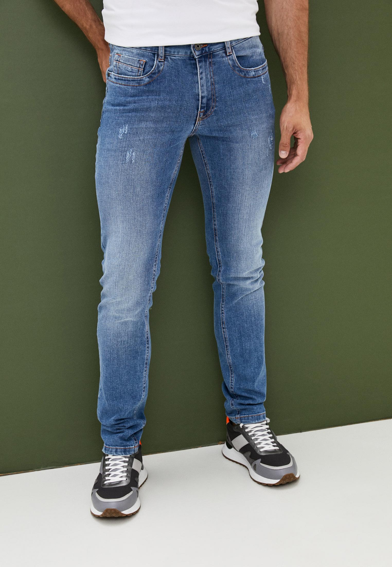 Зауженные джинсы Bikkembergs C Q 101 03 S 3393: изображение 7