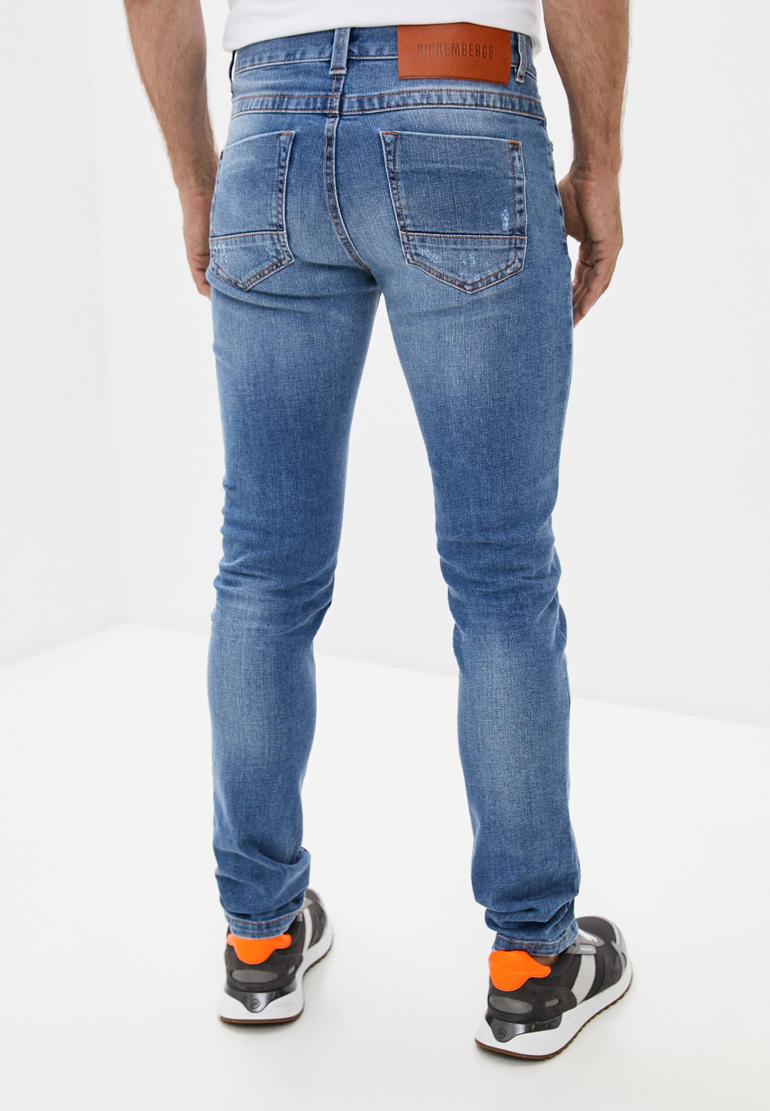 Зауженные джинсы Bikkembergs C Q 101 03 S 3393: изображение 9