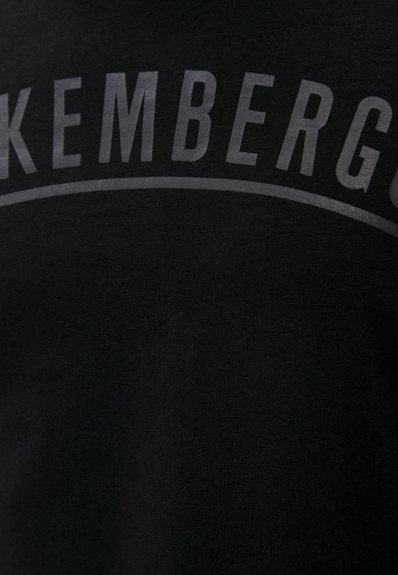 Футболка с длинным рукавом Bikkembergs (Биккембергс) C 4 100 6R E 1814: изображение 5