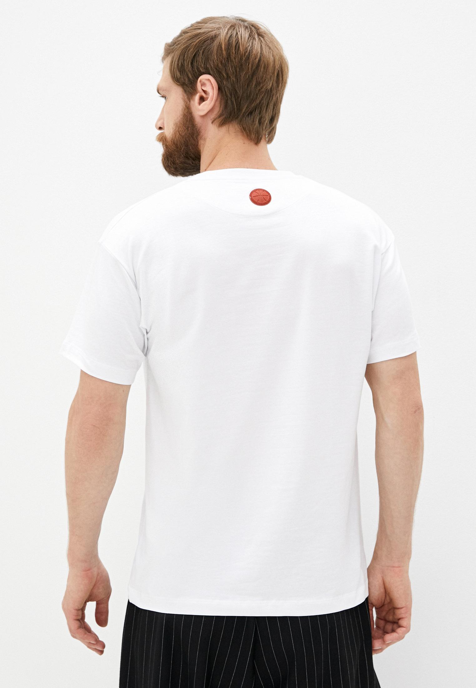 Мужская футболка Bikkembergs (Биккембергс) C 7 022 7Q E 1814: изображение 4