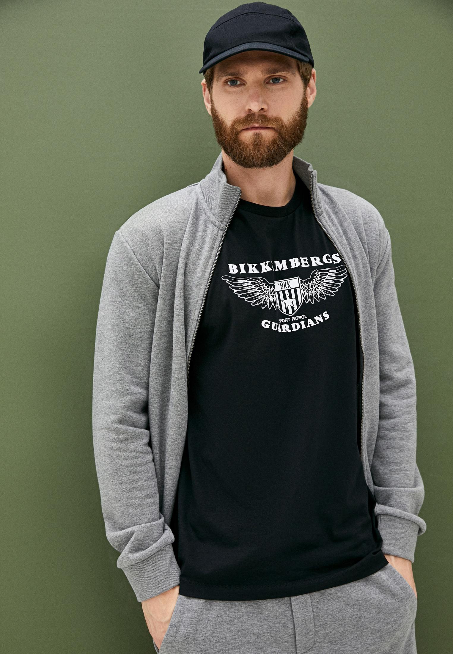 Мужская футболка Bikkembergs (Биккембергс) C 7 022 8T E 1951: изображение 2
