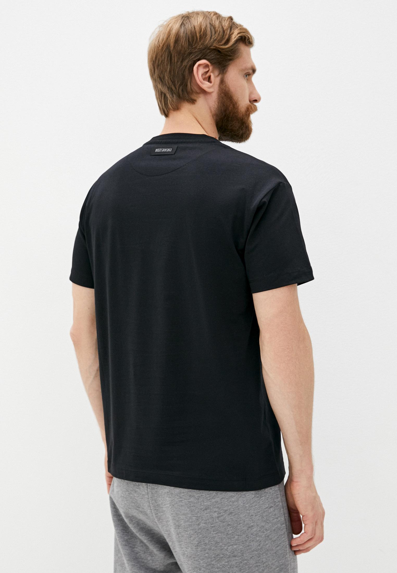 Мужская футболка Bikkembergs (Биккембергс) C 7 022 8T E 1951: изображение 4