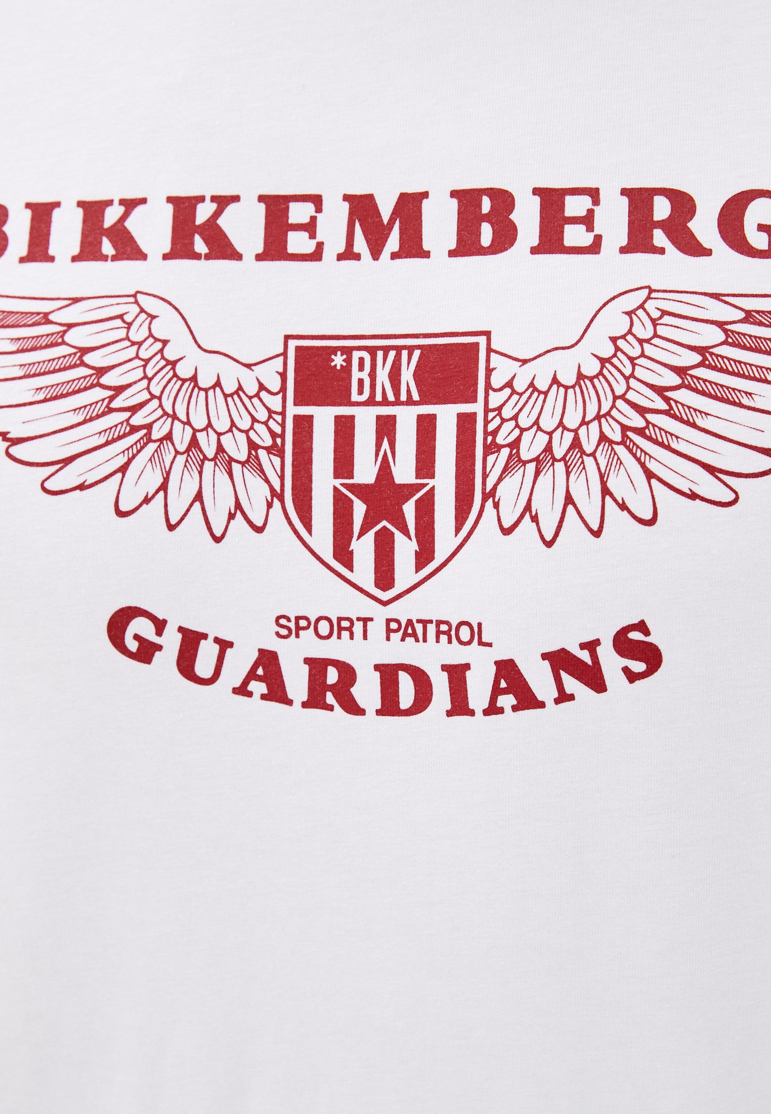 Мужская футболка Bikkembergs (Биккембергс) C 7 022 8T E 1951: изображение 5