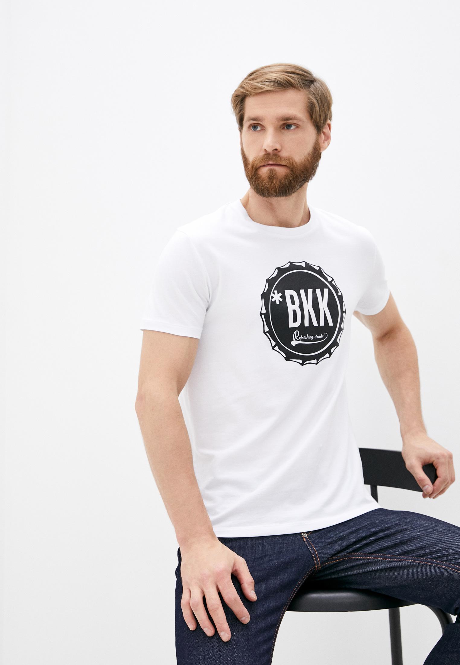 Мужская футболка Bikkembergs (Биккембергс) C 7 021 9R E 1814