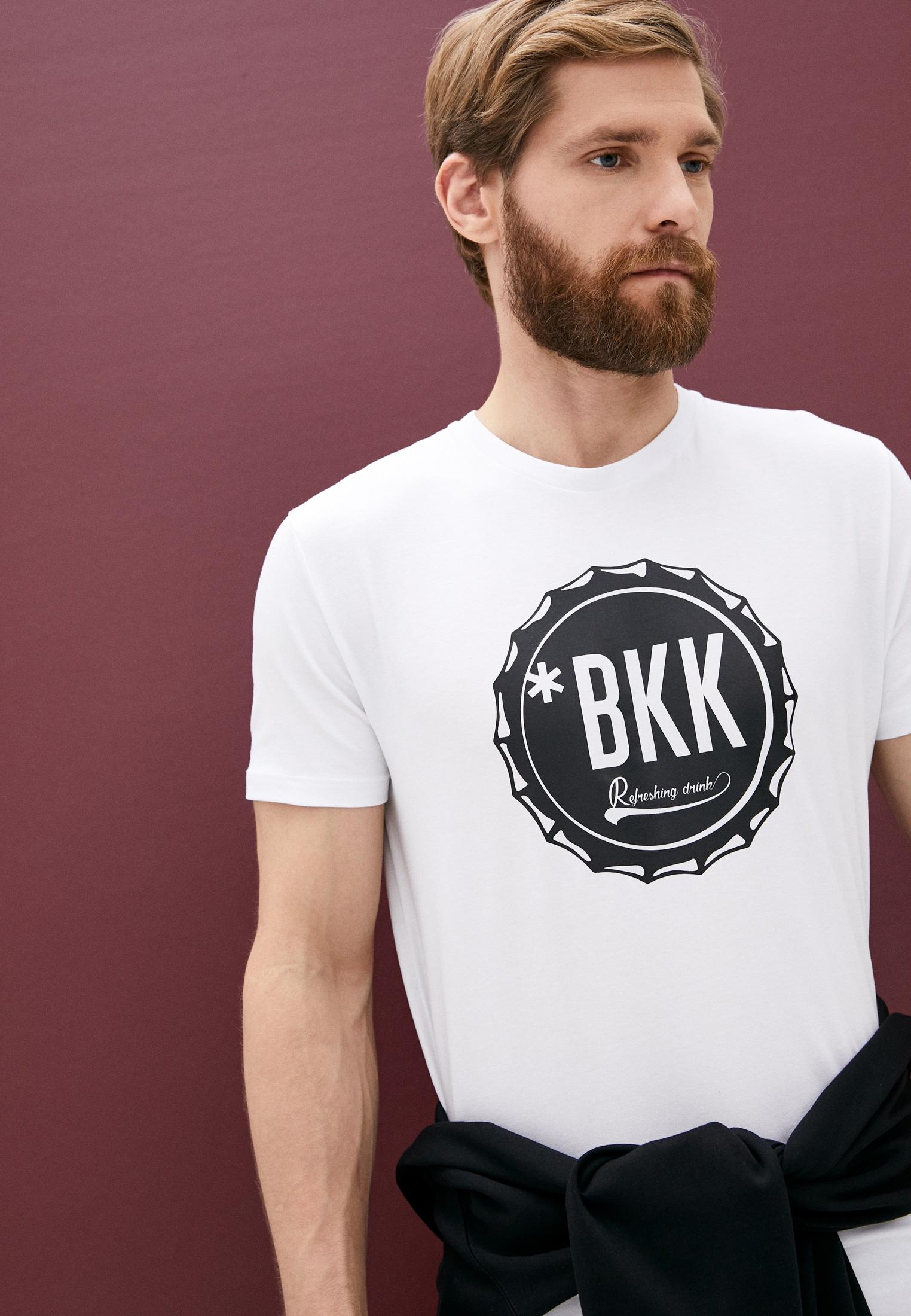 Мужская футболка Bikkembergs (Биккембергс) C 7 021 9R E 1814: изображение 2