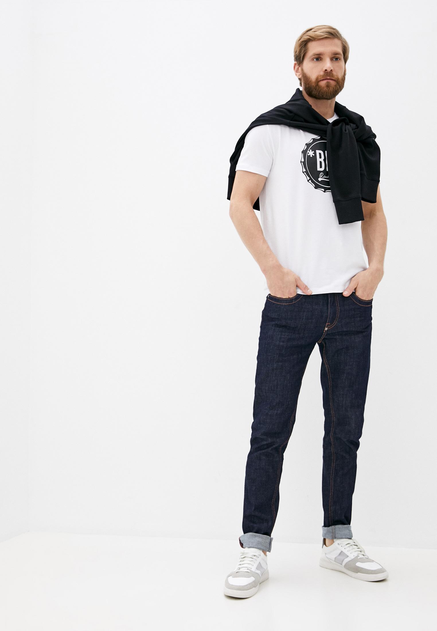 Мужская футболка Bikkembergs (Биккембергс) C 7 021 9R E 1814: изображение 3