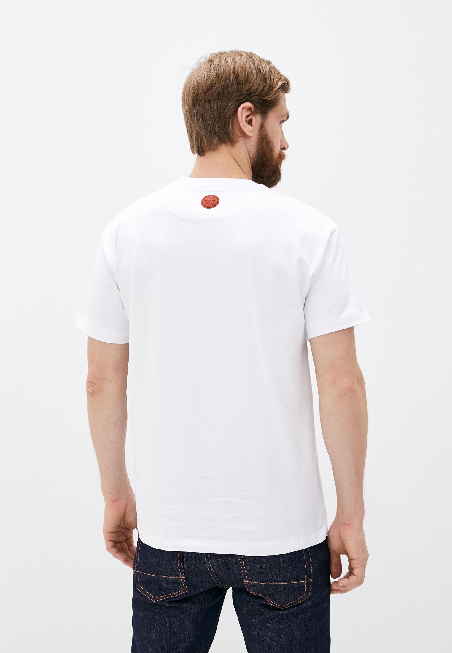 Мужская футболка Bikkembergs (Биккембергс) C 7 022 4R E 1814: изображение 4