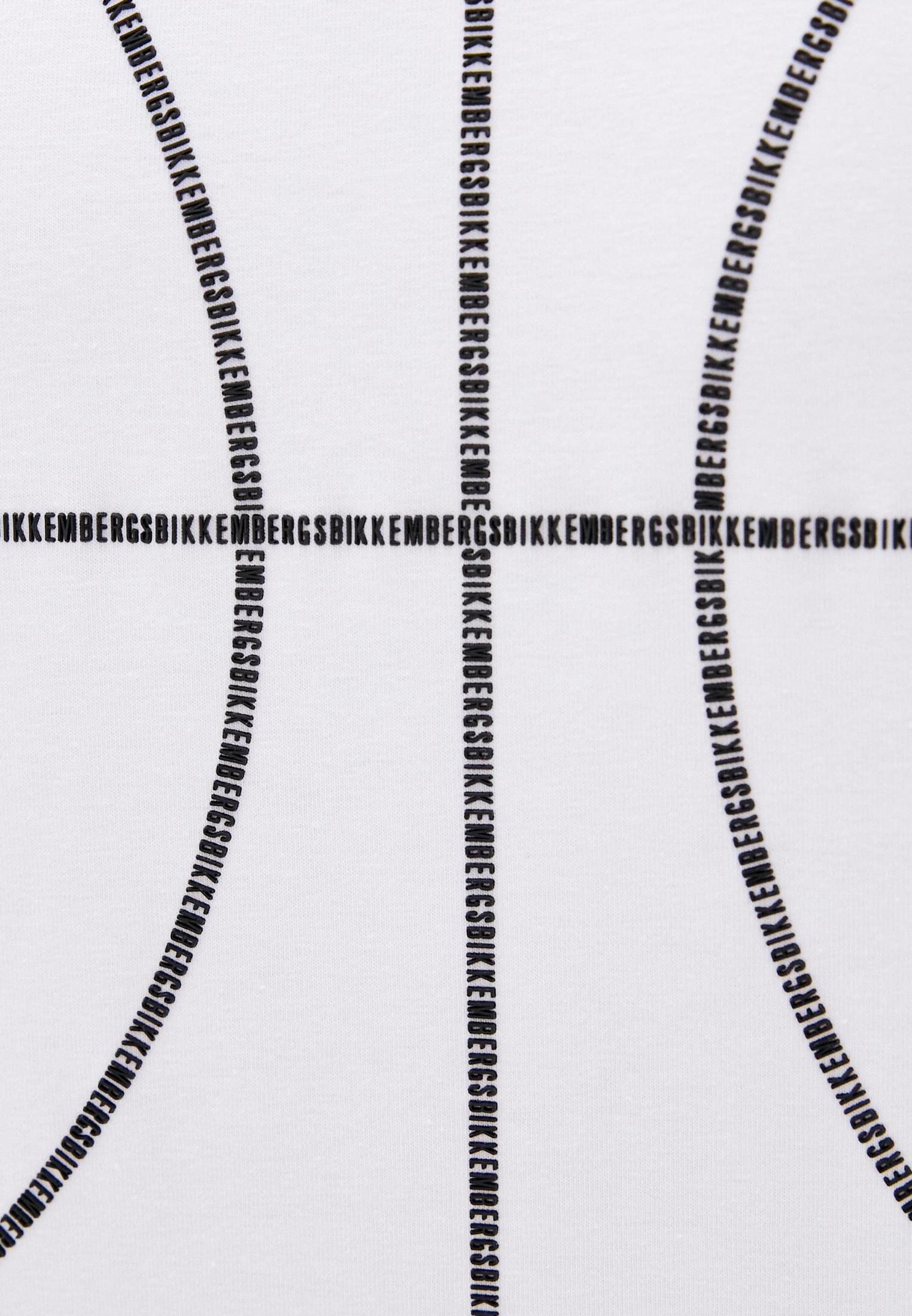 Мужская футболка Bikkembergs (Биккембергс) C 7 022 4R E 1814: изображение 5