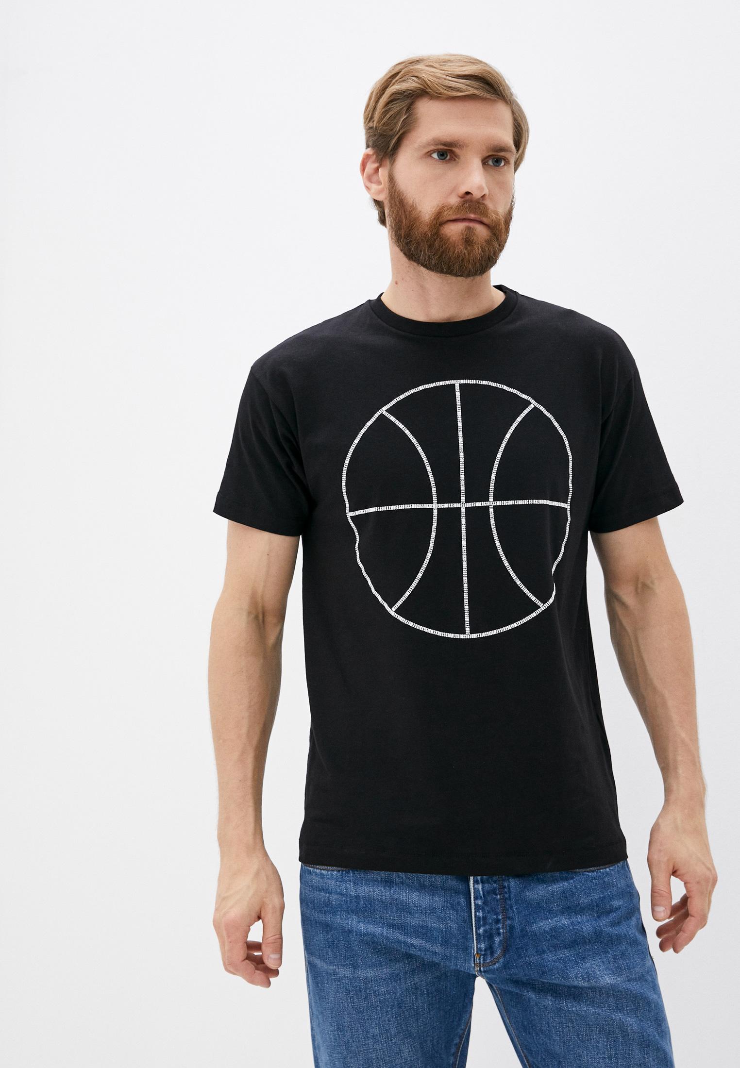 Мужская футболка Bikkembergs (Биккембергс) C 7 022 4R E 1814