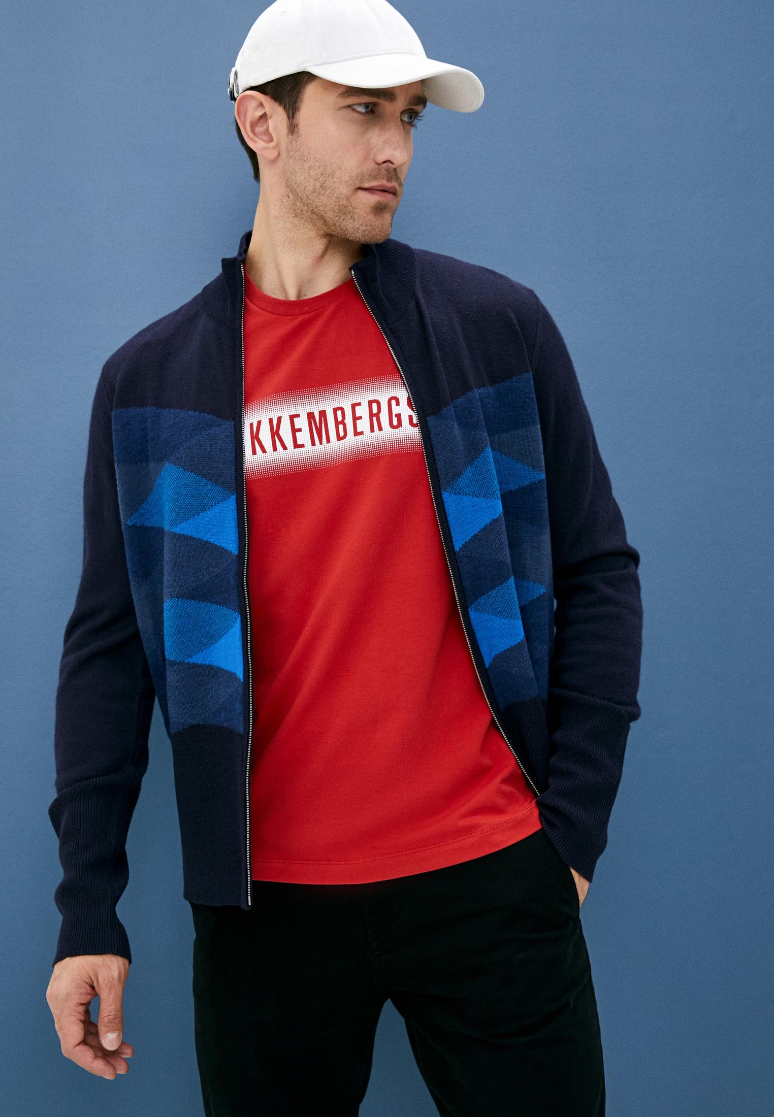 Мужская футболка Bikkembergs (Биккембергс) C 7 021 6U E 1814: изображение 2