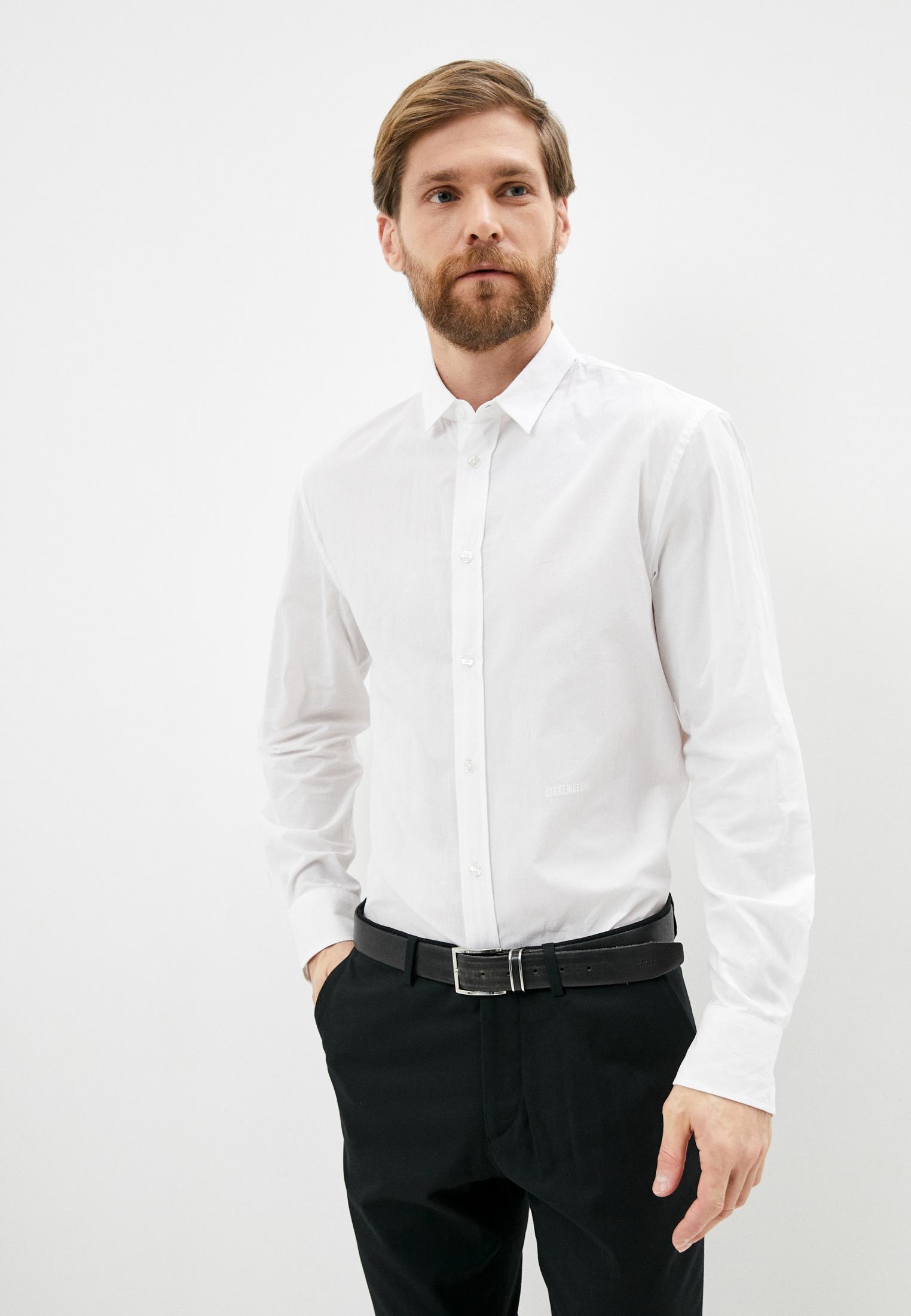 Рубашка с длинным рукавом Bikkembergs (Биккембергс) C C 014 01 T 9208: изображение 1