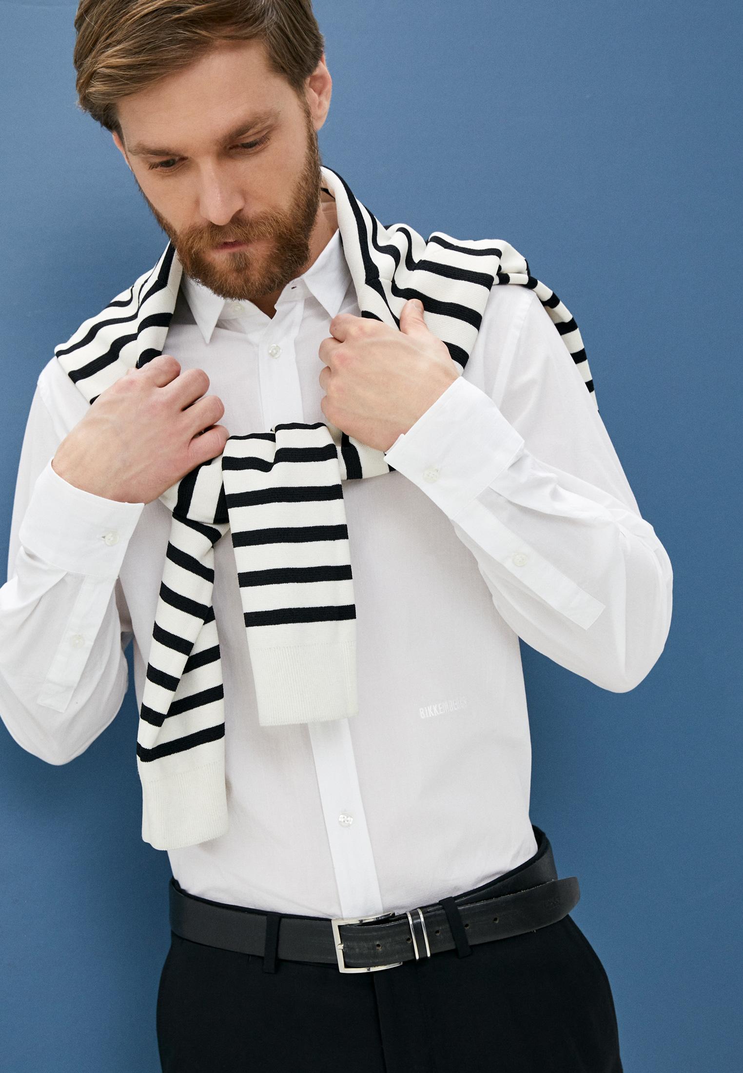Рубашка с длинным рукавом Bikkembergs (Биккембергс) C C 014 01 T 9208: изображение 2