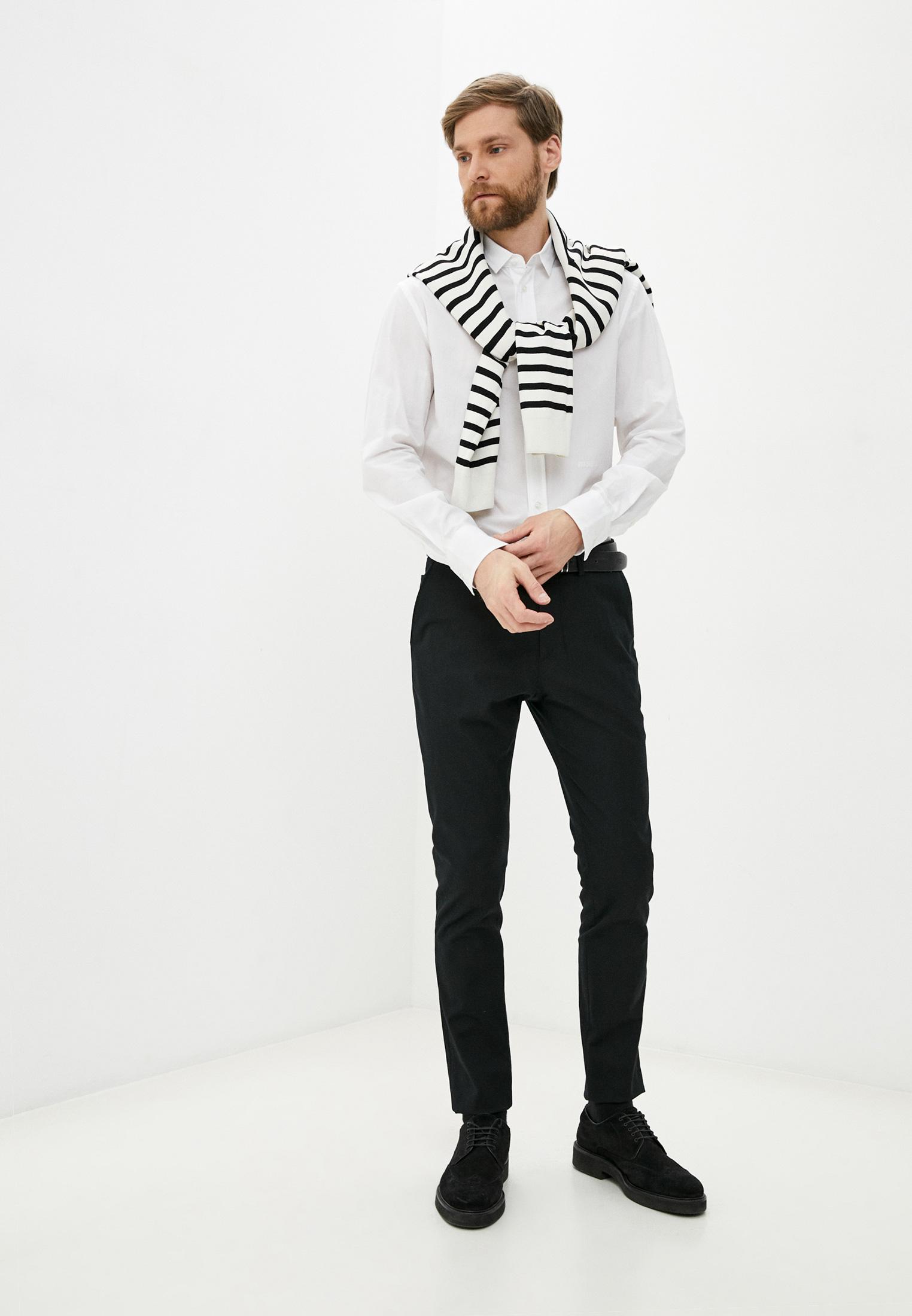 Рубашка с длинным рукавом Bikkembergs (Биккембергс) C C 014 01 T 9208: изображение 3