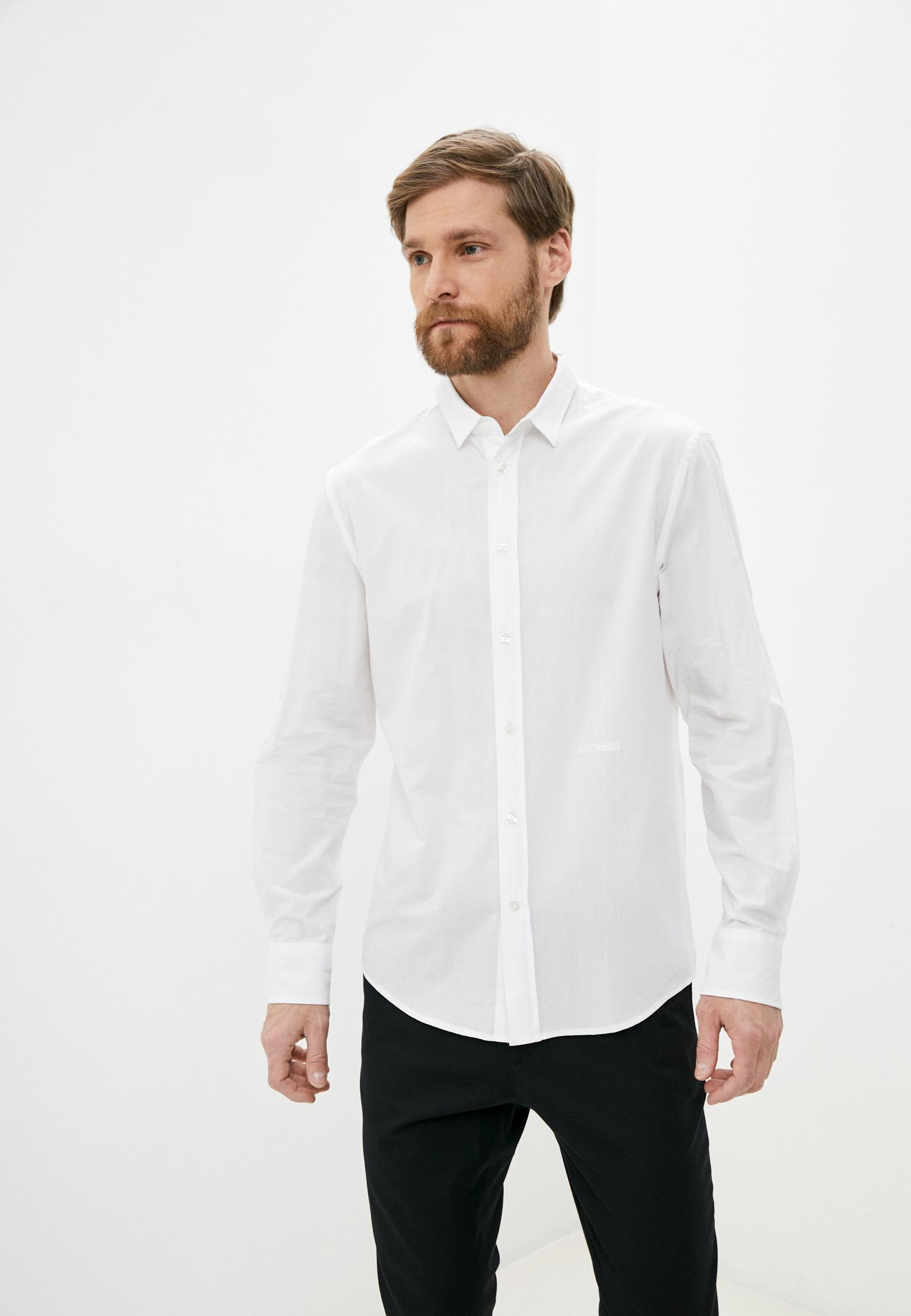 Рубашка с длинным рукавом Bikkembergs (Биккембергс) C C 014 01 T 9208: изображение 5