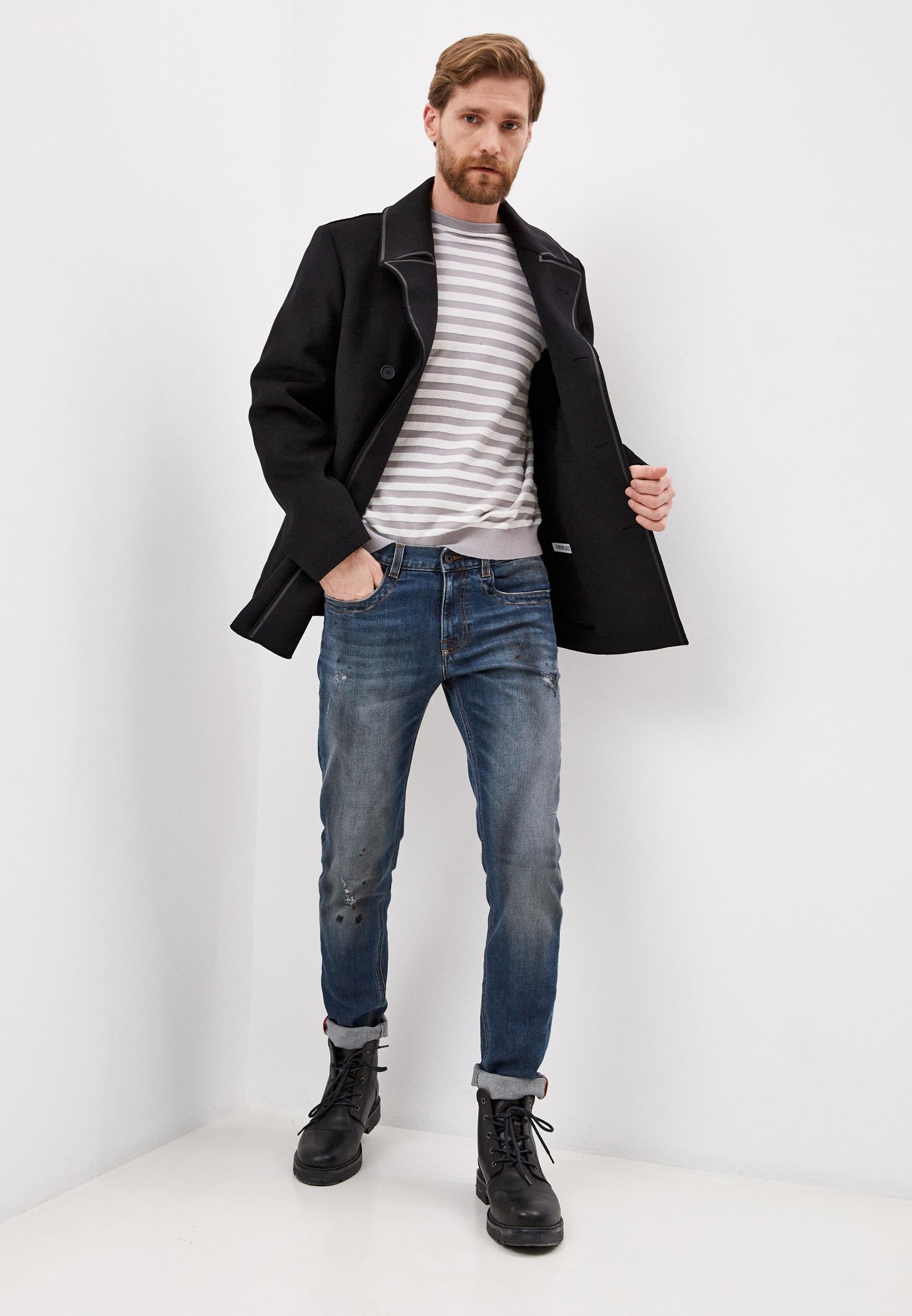 Мужское пальто Bikkembergs (Биккембергс) C J 005 01 T 9220: изображение 3
