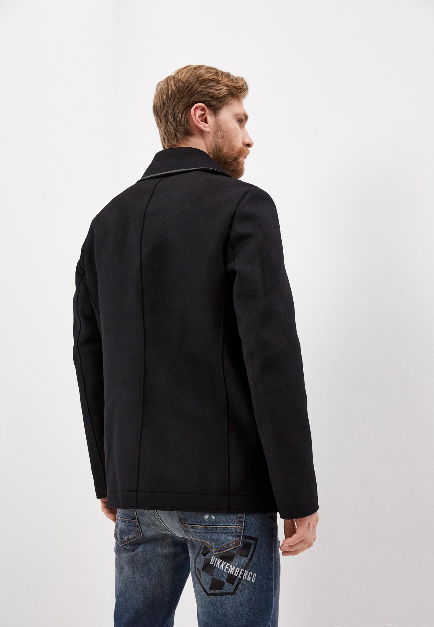 Мужское пальто Bikkembergs (Биккембергс) C J 005 01 T 9220: изображение 4