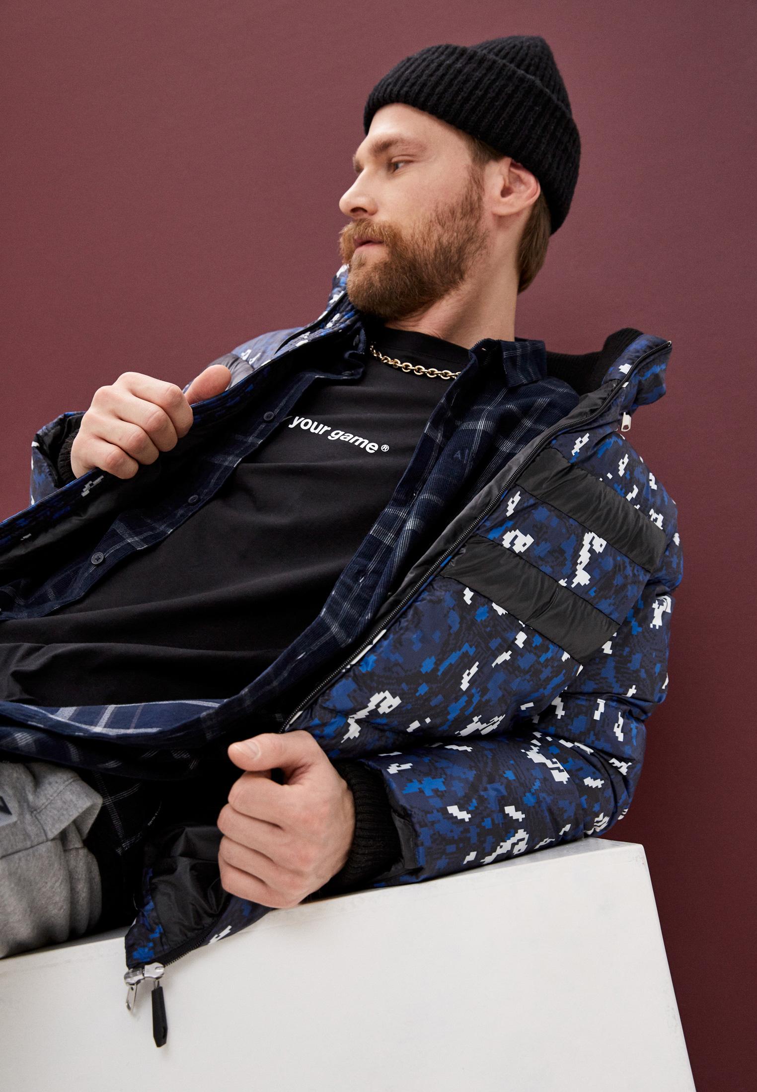Мужская куртка Bikkembergs (Биккембергс) C H 052 00 T 9595: изображение 2