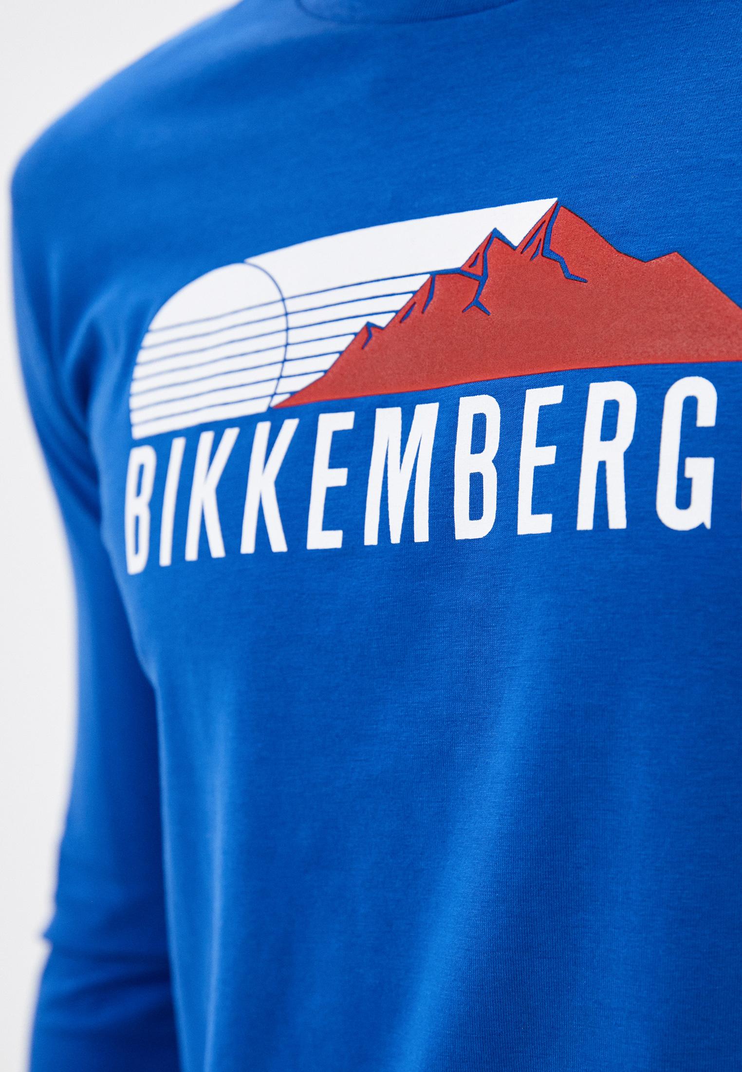 Футболка с длинным рукавом Bikkembergs C 4 006 3E E 2087: изображение 9