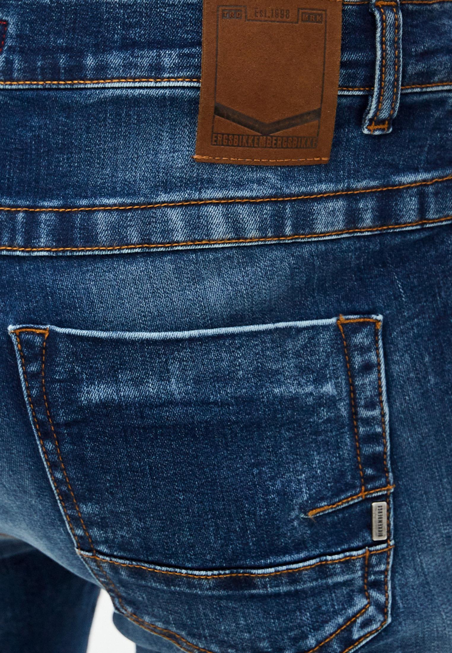 Мужские зауженные джинсы Bikkembergs (Биккембергс) C Q 101 00 S 3181: изображение 5