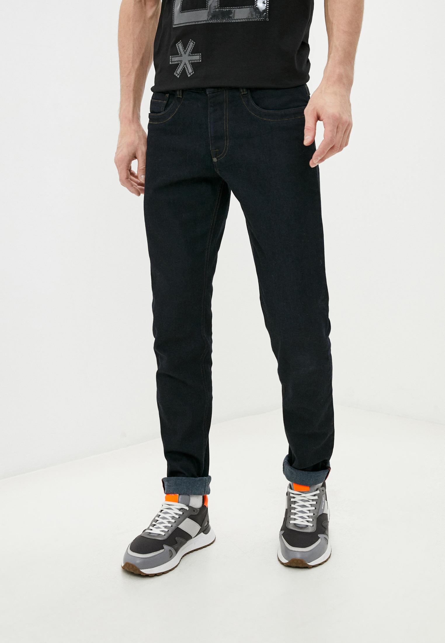Мужские прямые джинсы Bikkembergs (Биккембергс) C Q 101 01 S 3333