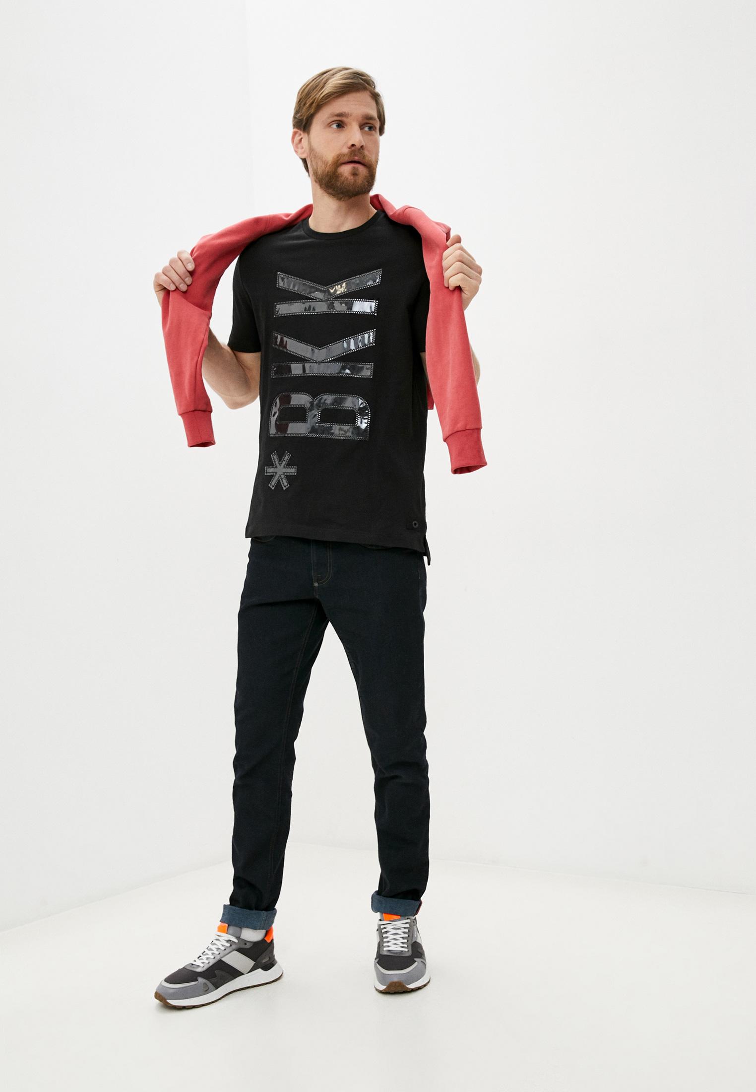 Мужские прямые джинсы Bikkembergs (Биккембергс) C Q 101 01 S 3333: изображение 3