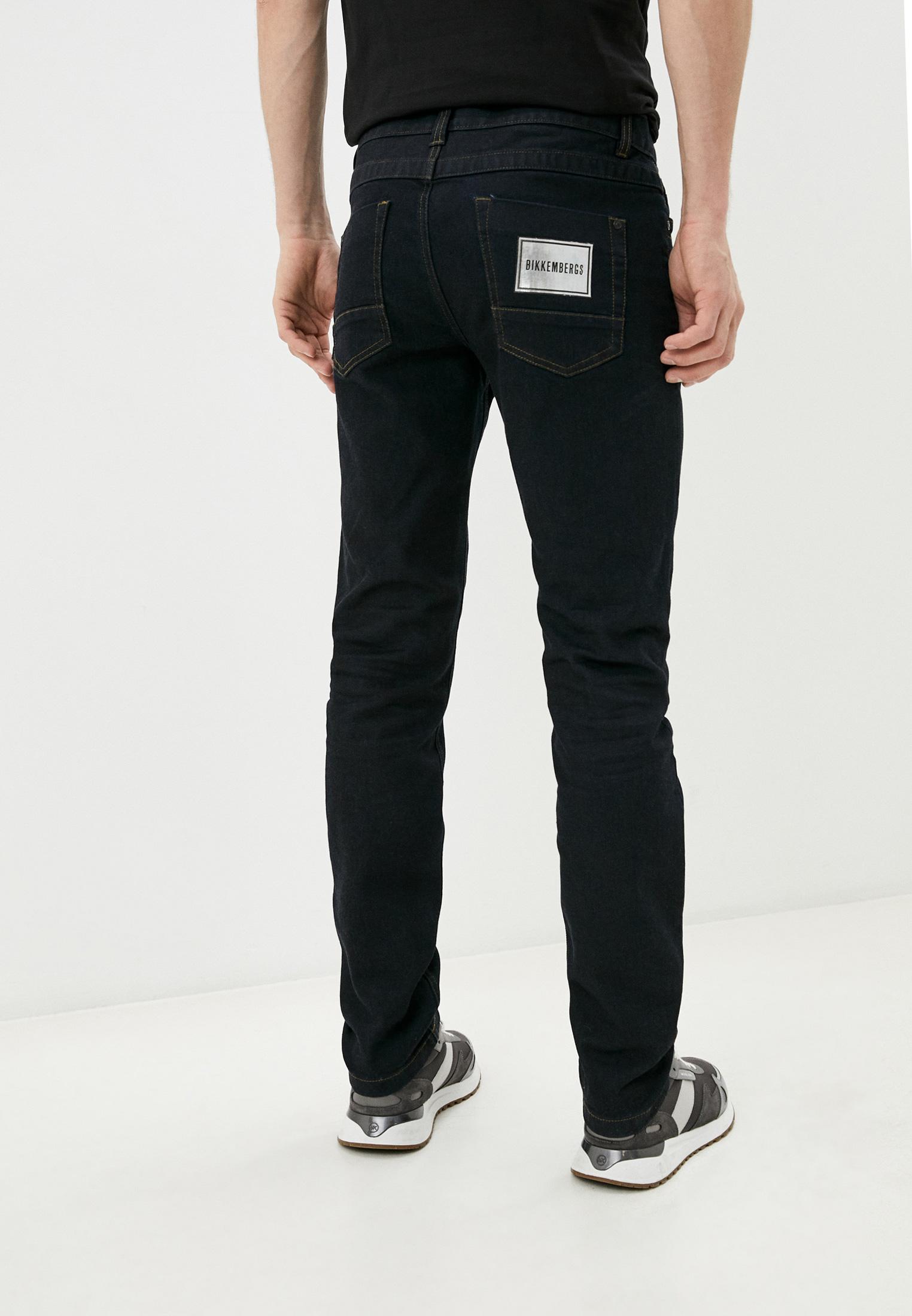 Мужские прямые джинсы Bikkembergs (Биккембергс) C Q 101 01 S 3333: изображение 4