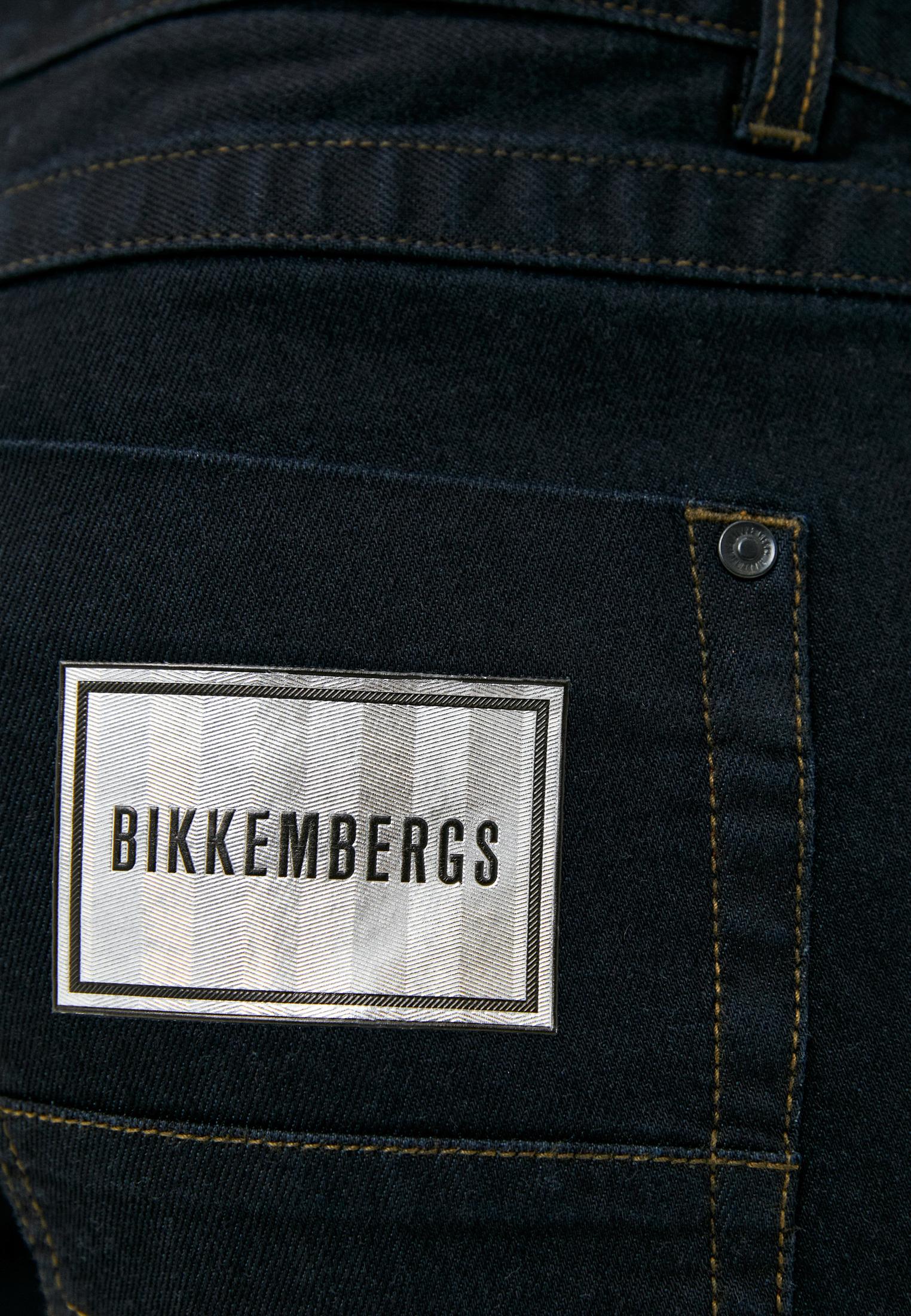 Мужские прямые джинсы Bikkembergs (Биккембергс) C Q 101 01 S 3333: изображение 5
