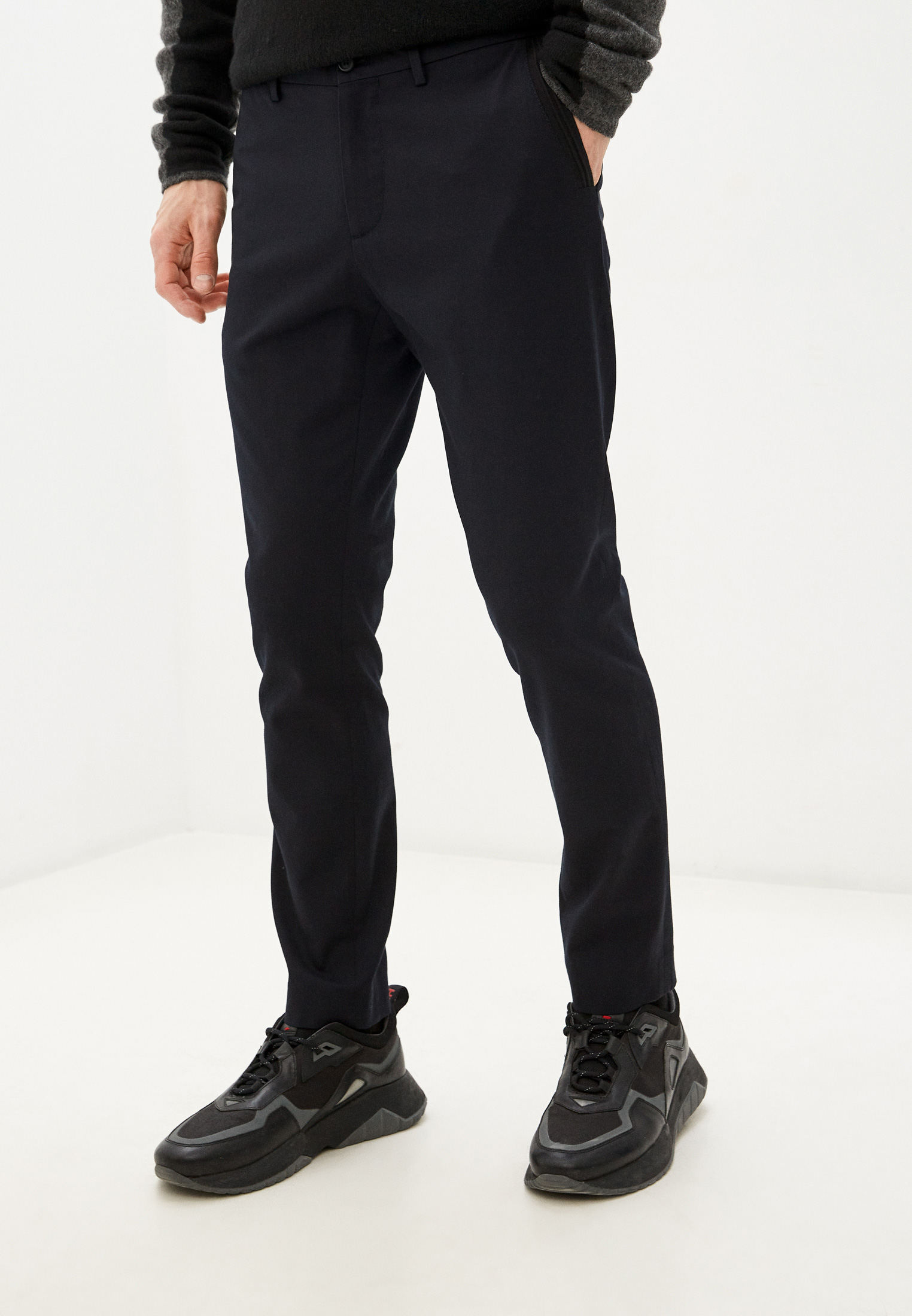 Мужские повседневные брюки Bikkembergs (Биккембергс) C P 008 00 S 2920