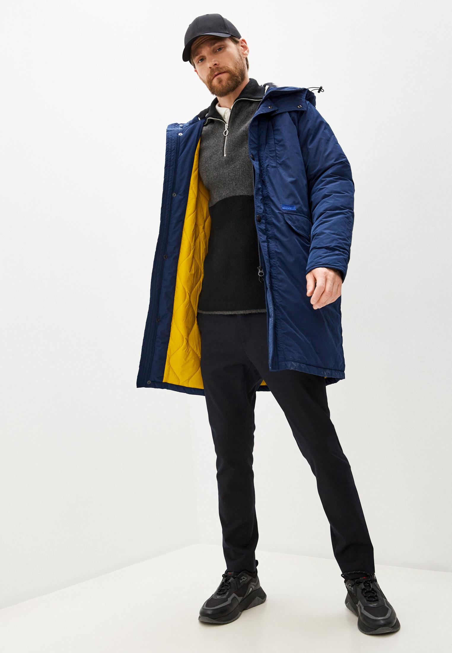 Мужские повседневные брюки Bikkembergs C P 008 00 S 2920: изображение 3