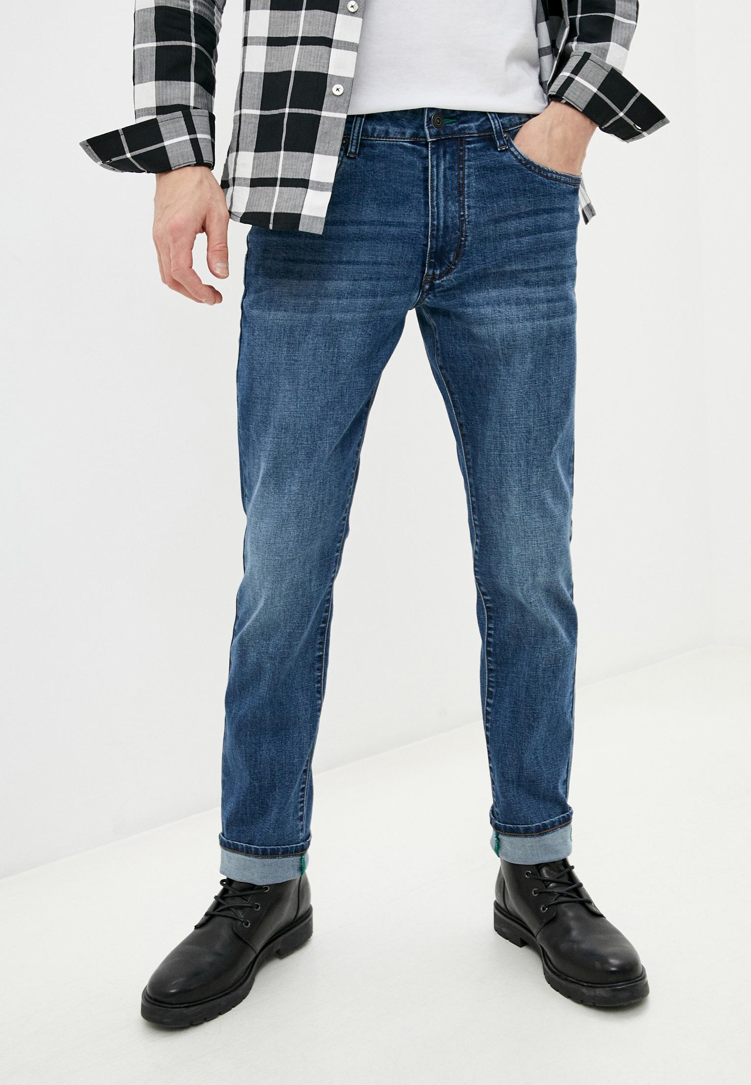 Мужские зауженные джинсы Bikkembergs (Биккембергс) C P 112 00 S 3279: изображение 1