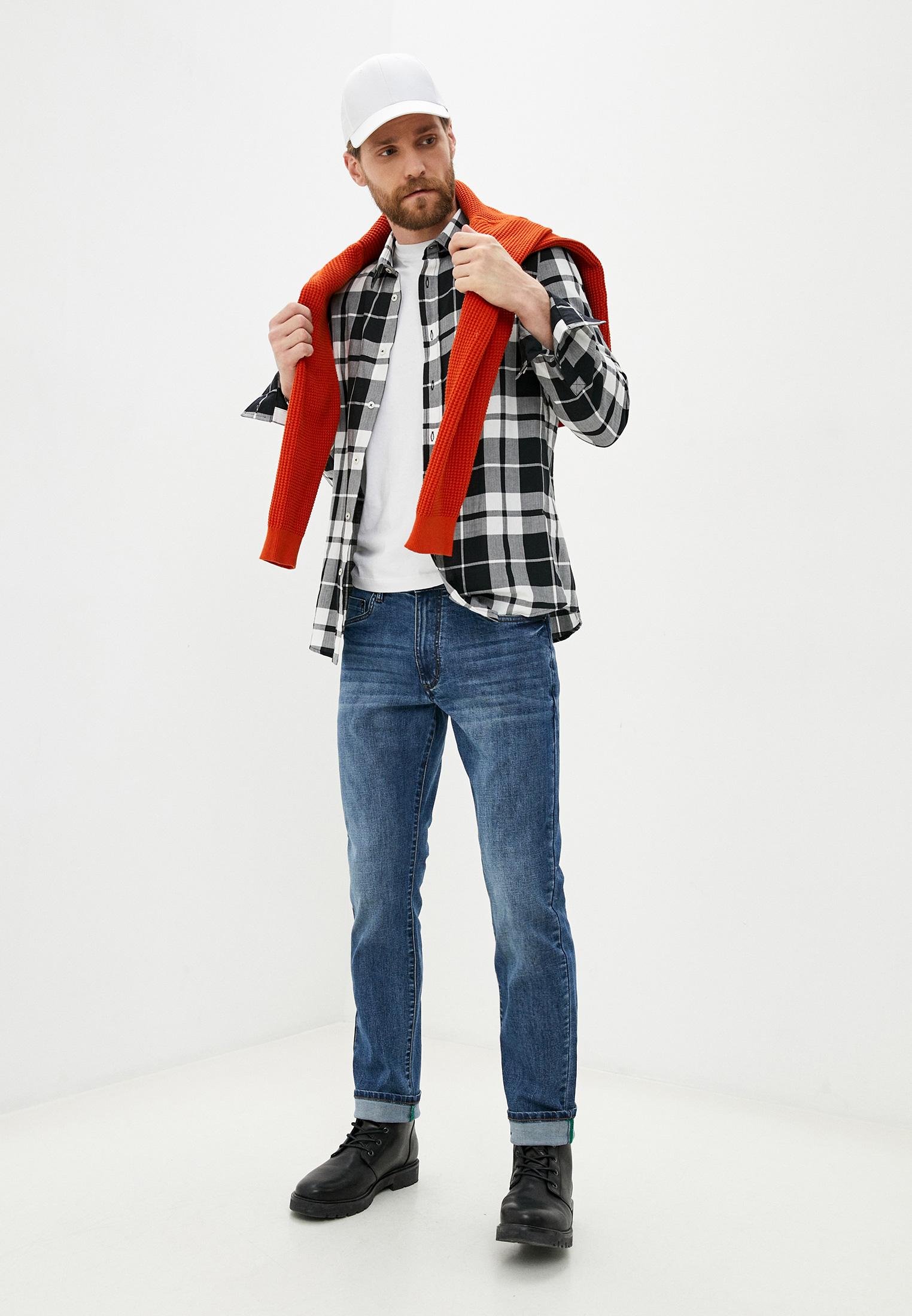 Мужские зауженные джинсы Bikkembergs (Биккембергс) C P 112 00 S 3279: изображение 3
