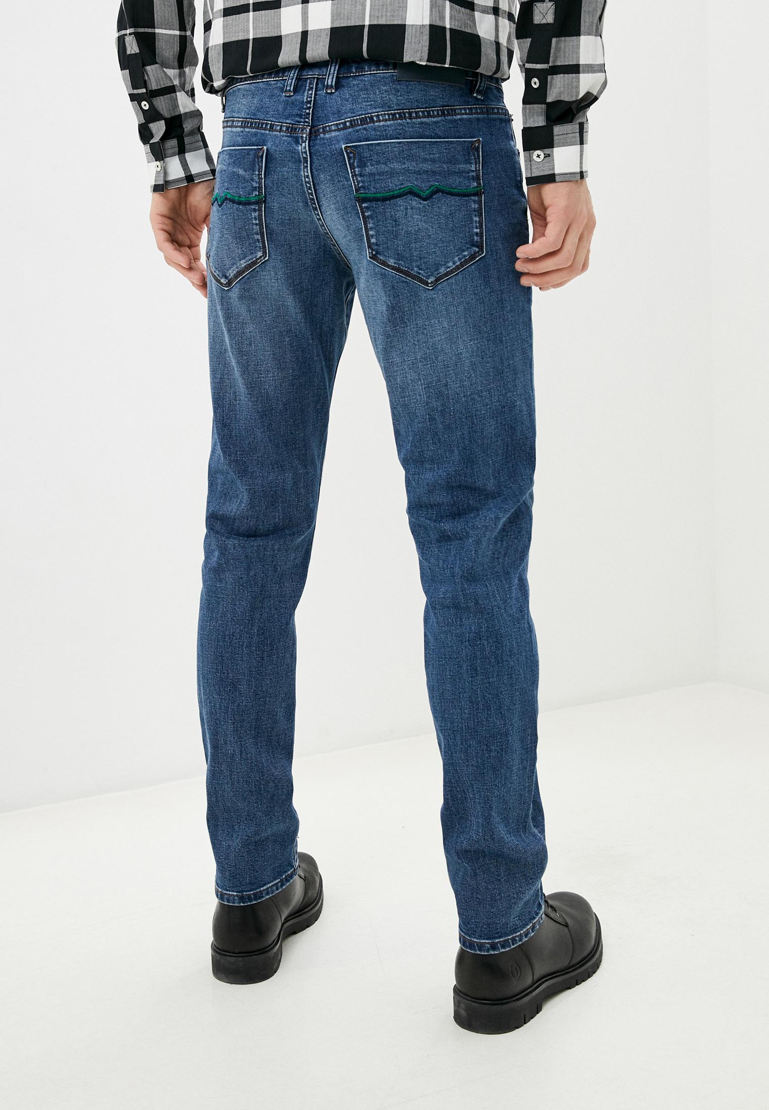 Мужские зауженные джинсы Bikkembergs (Биккембергс) C P 112 00 S 3279: изображение 4