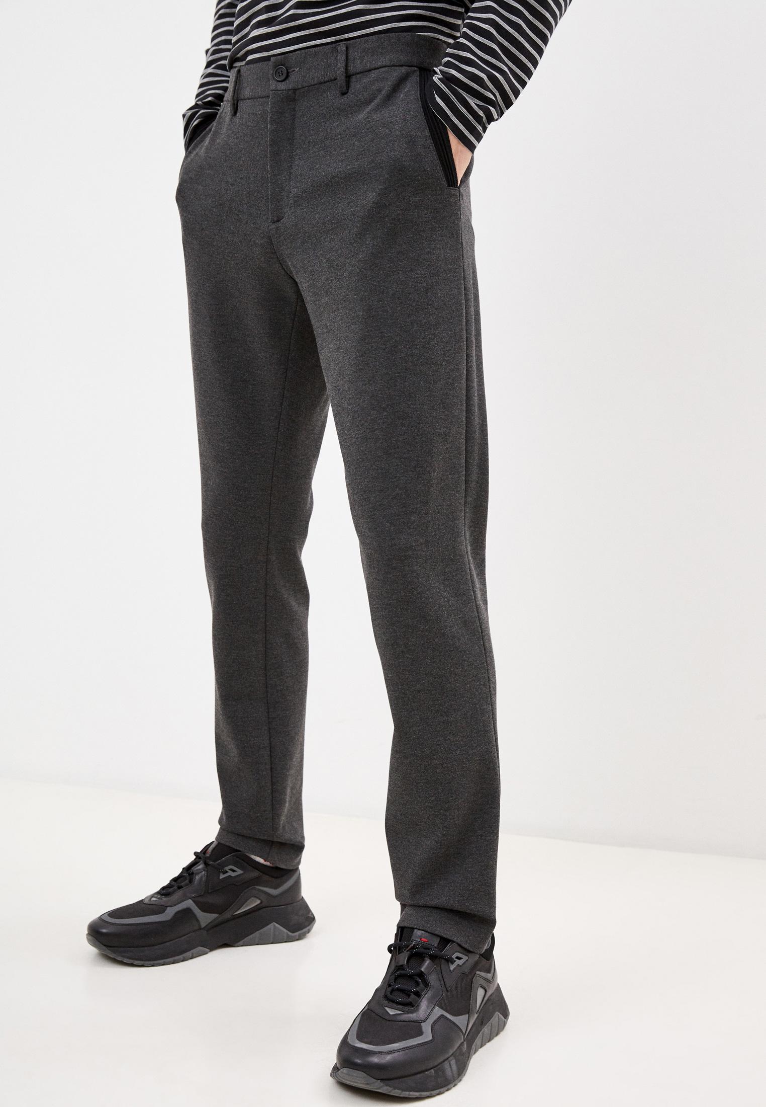 Мужские повседневные брюки Bikkembergs (Биккембергс) C 1 061 80 E 1969: изображение 1
